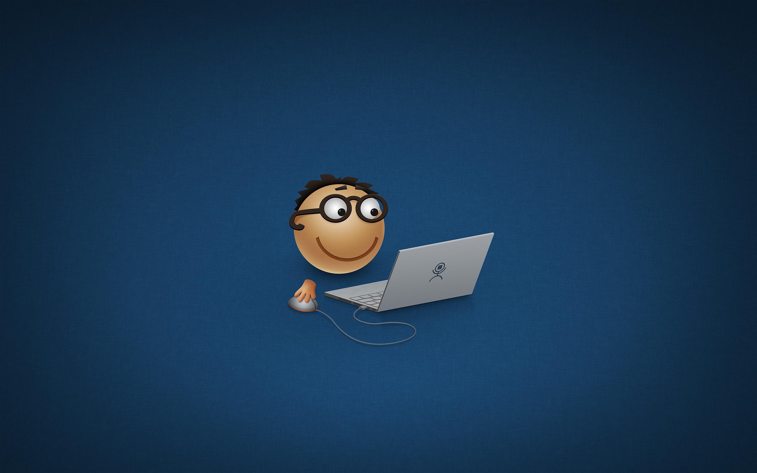 Прикольные рисунки ноутбуков, электронная открытка бизнес