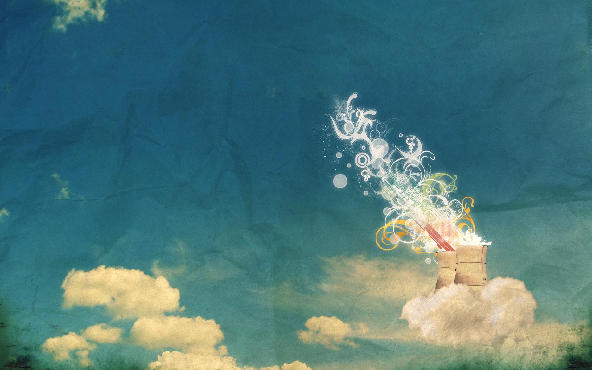 Облака вектор бесплатно