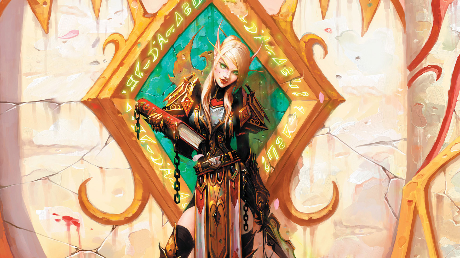 Elf paladin world of warcraft hentia pic