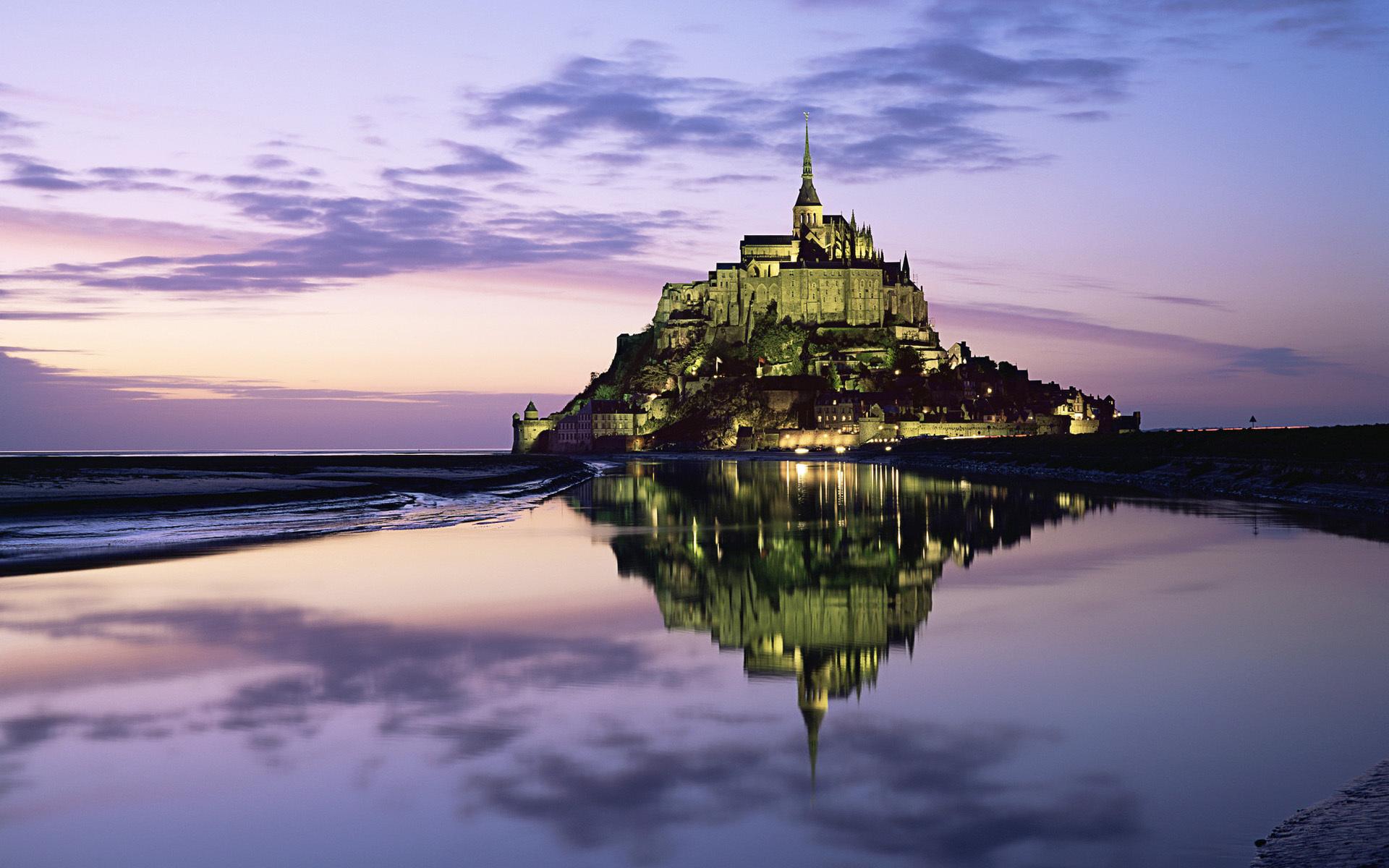 замок у моря загрузить