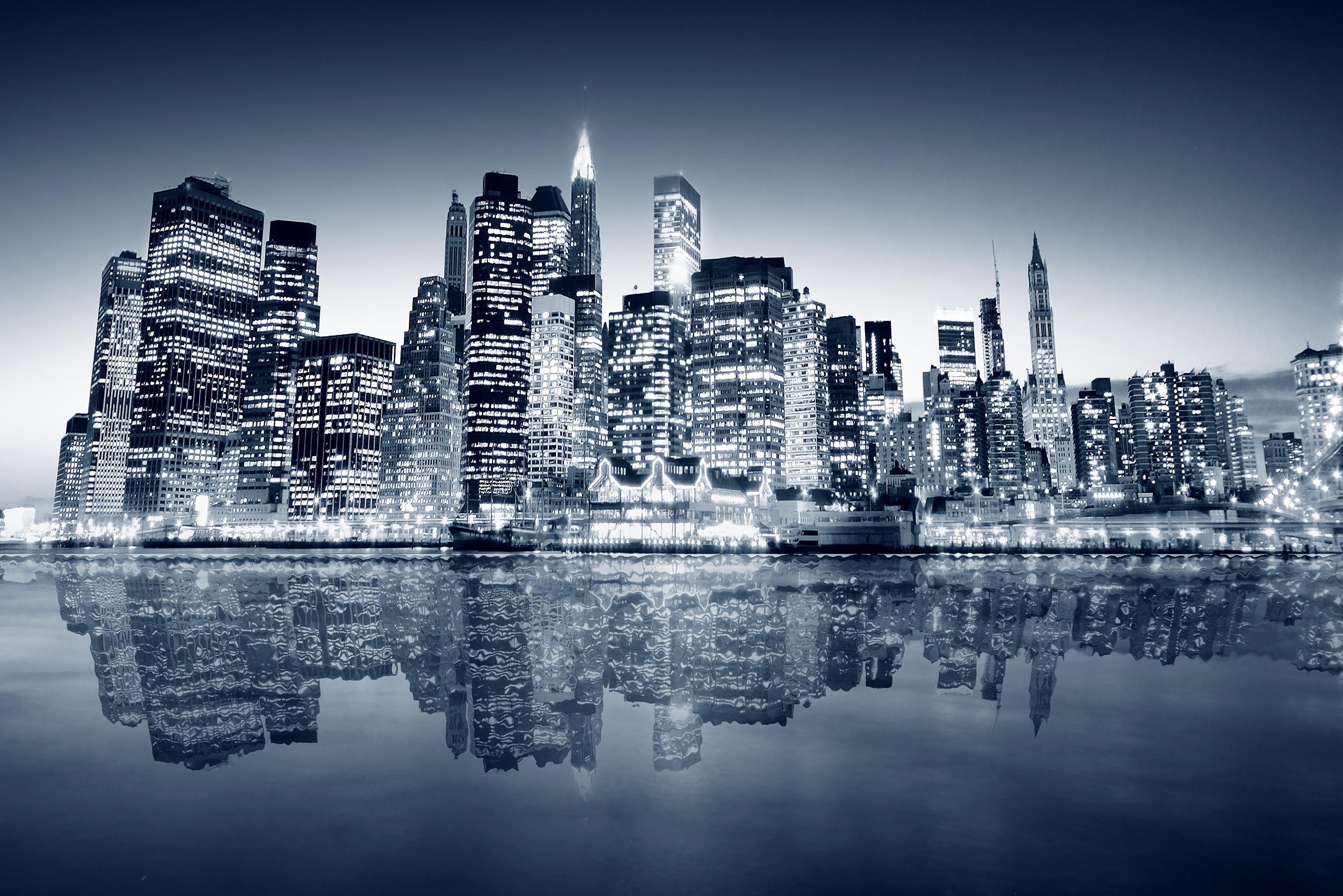 Эффект макета города загрузить