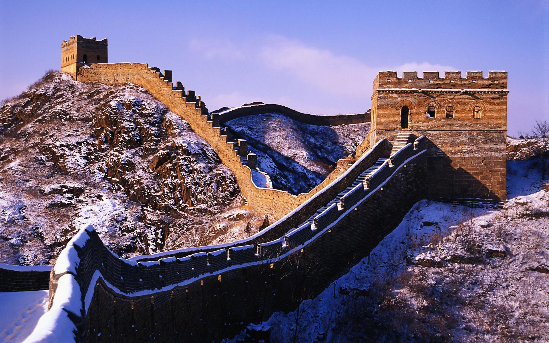 картинки китайской стен самых необычных