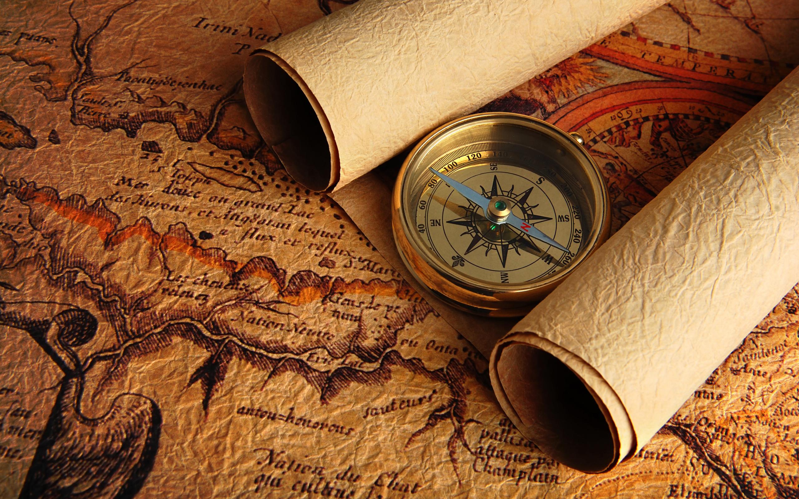 Карта и компас  № 2941880 загрузить