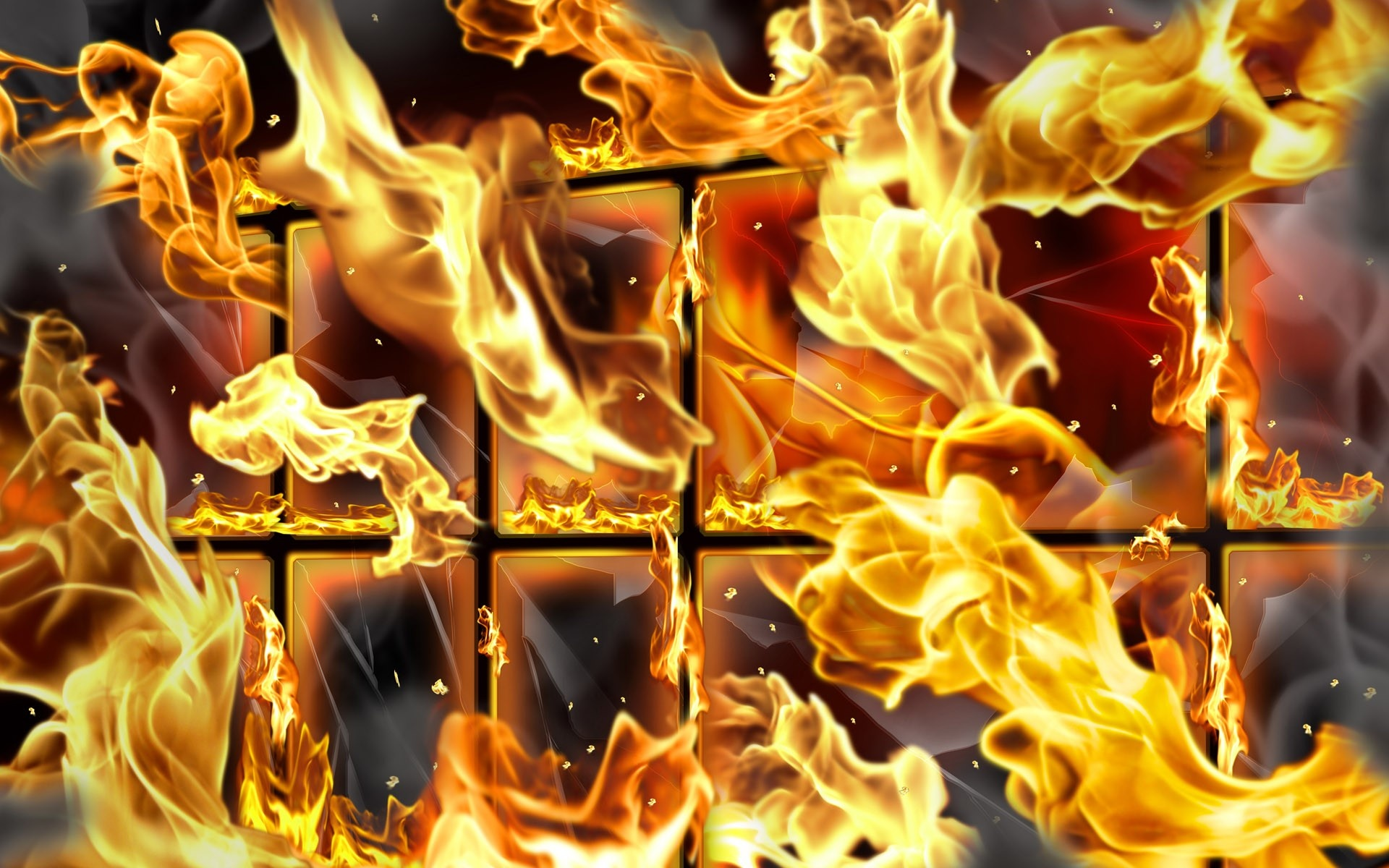 Огненный  № 1663144 без смс