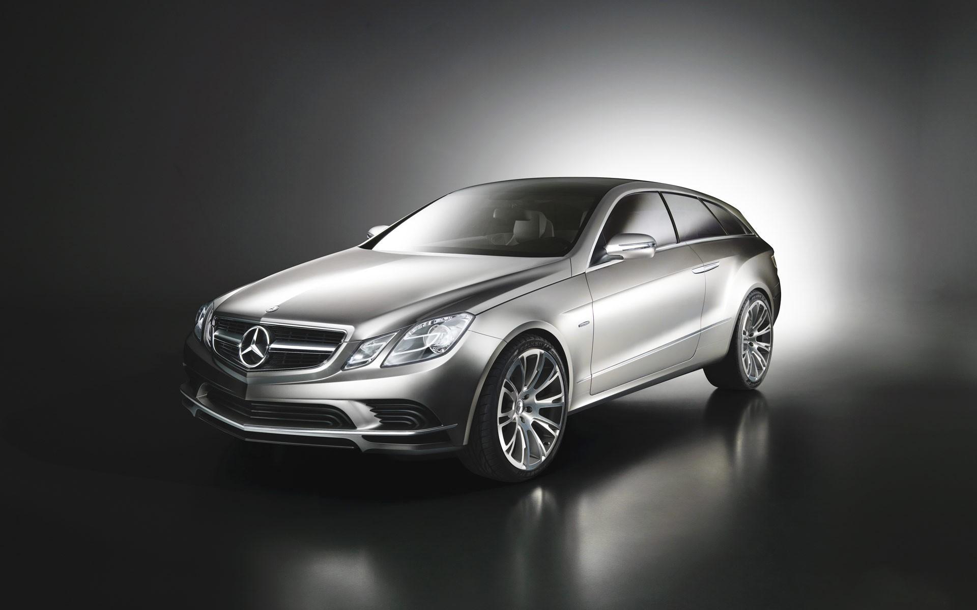 Mercedes concept бесплатно