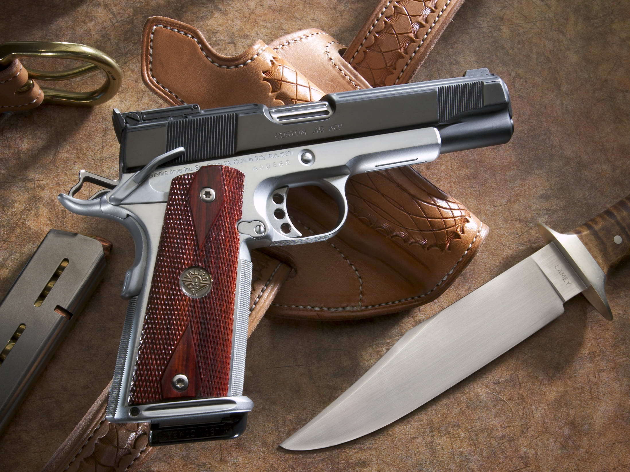 Автомат, нож и пистолет  № 3464966 без смс