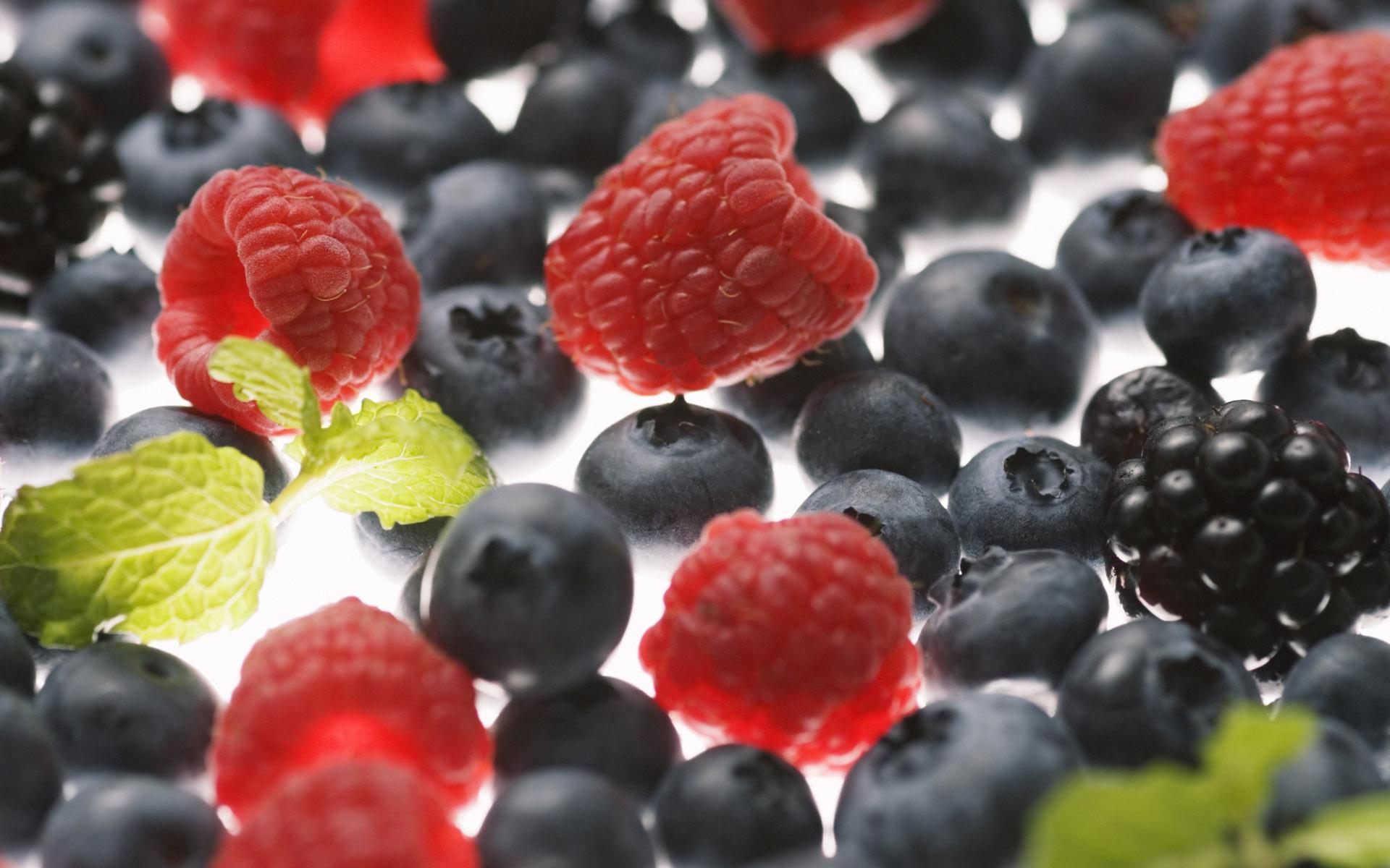 Лесные ягоды  № 2169738  скачать