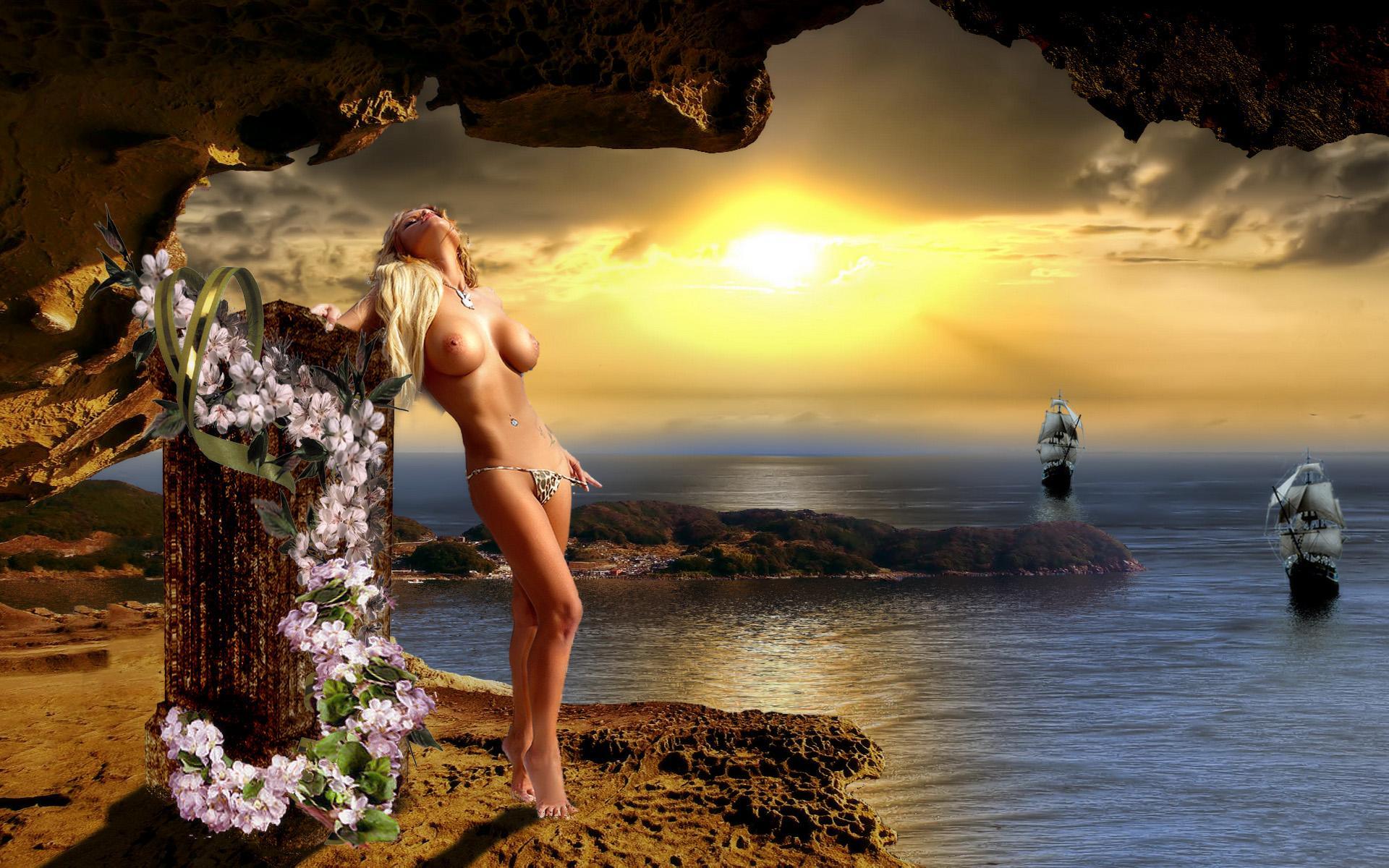 Nude art fantasy pirate xxx videos