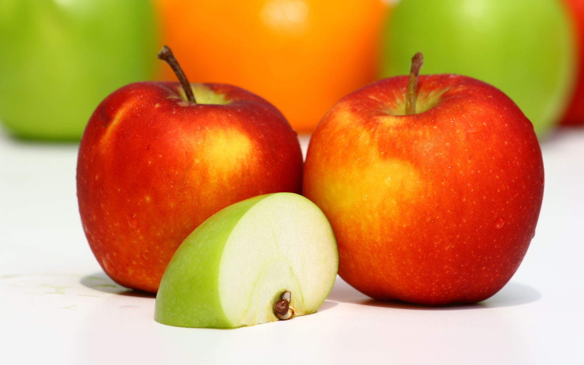 еда яблоки food apples без смс