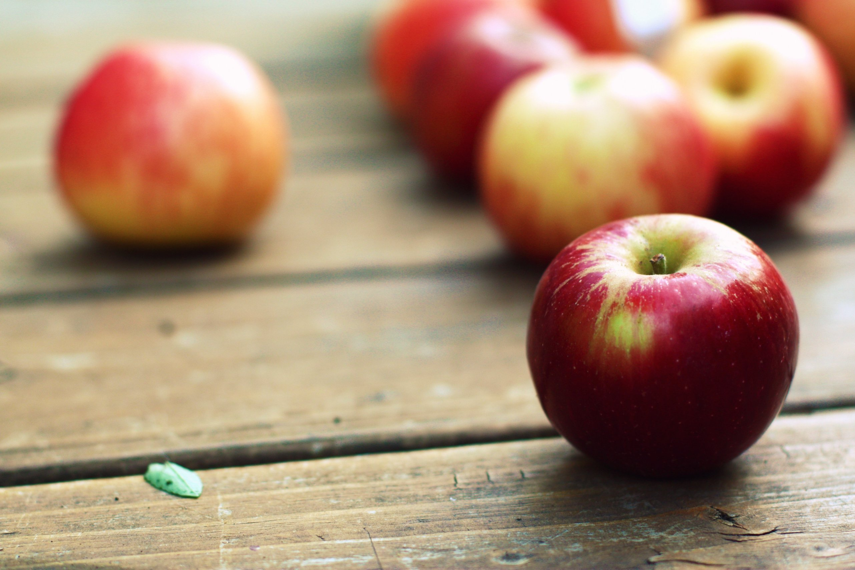 яблоки  № 164384  скачать