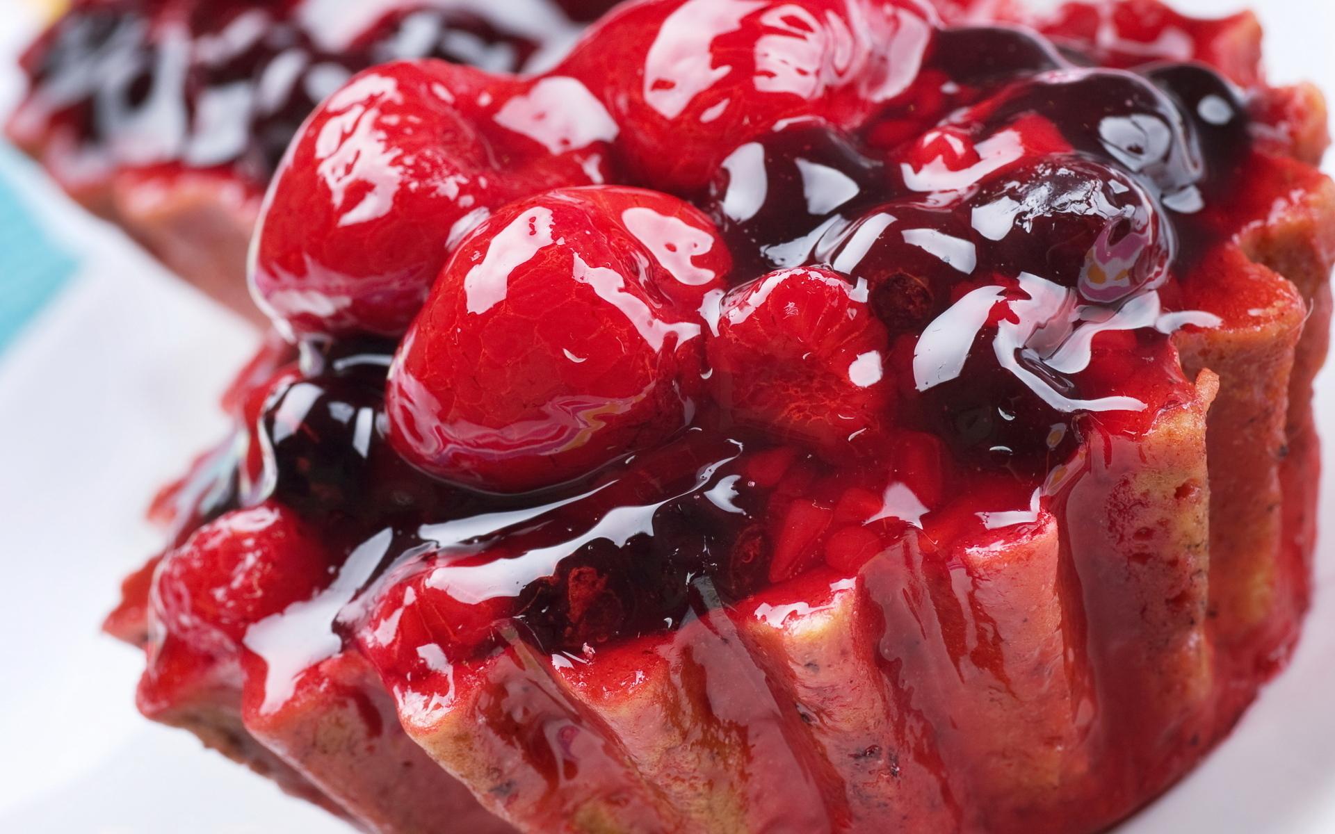еда ягоды кексы  № 2152825  скачать