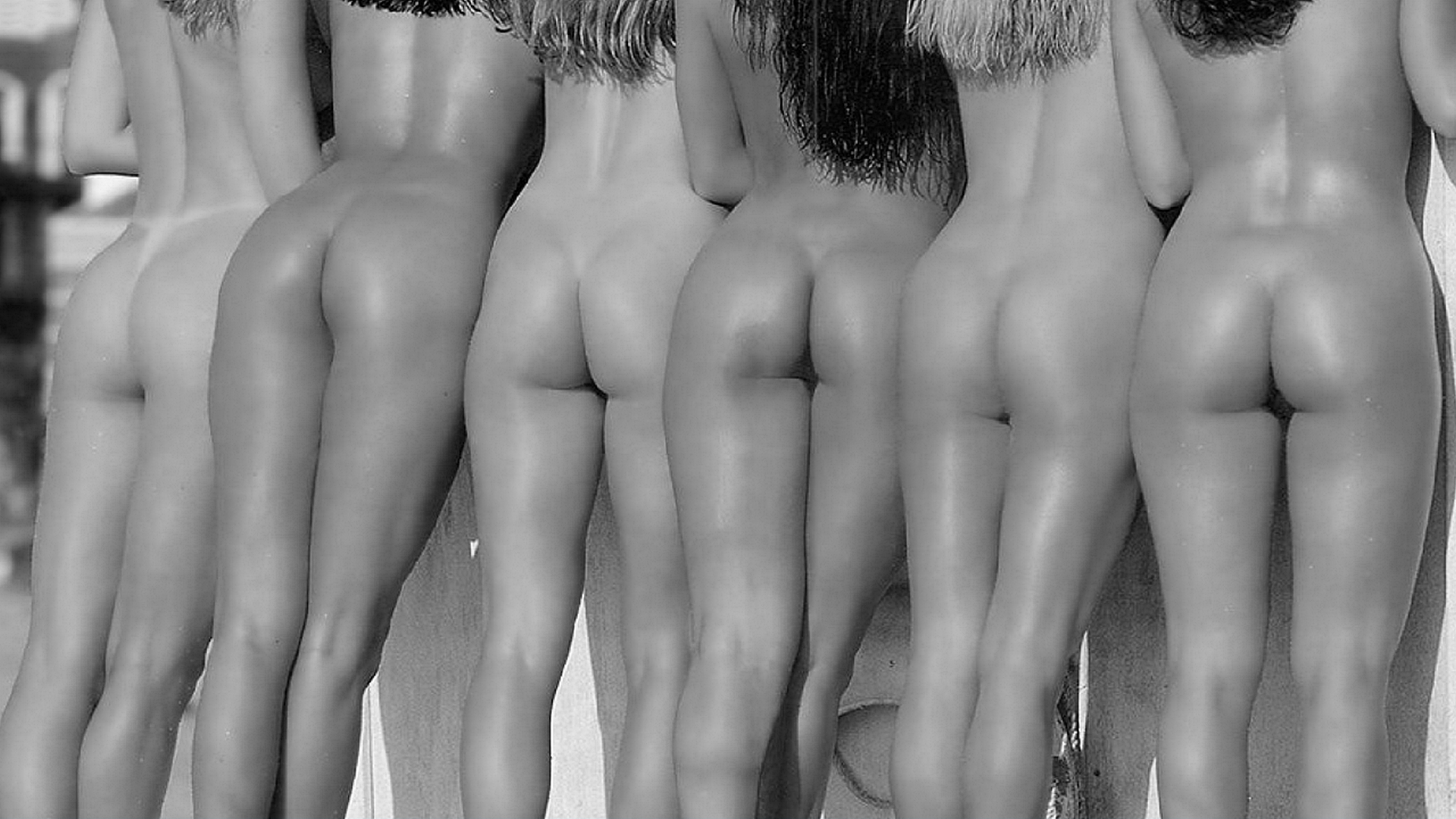 Фото женских попки 9 фотография