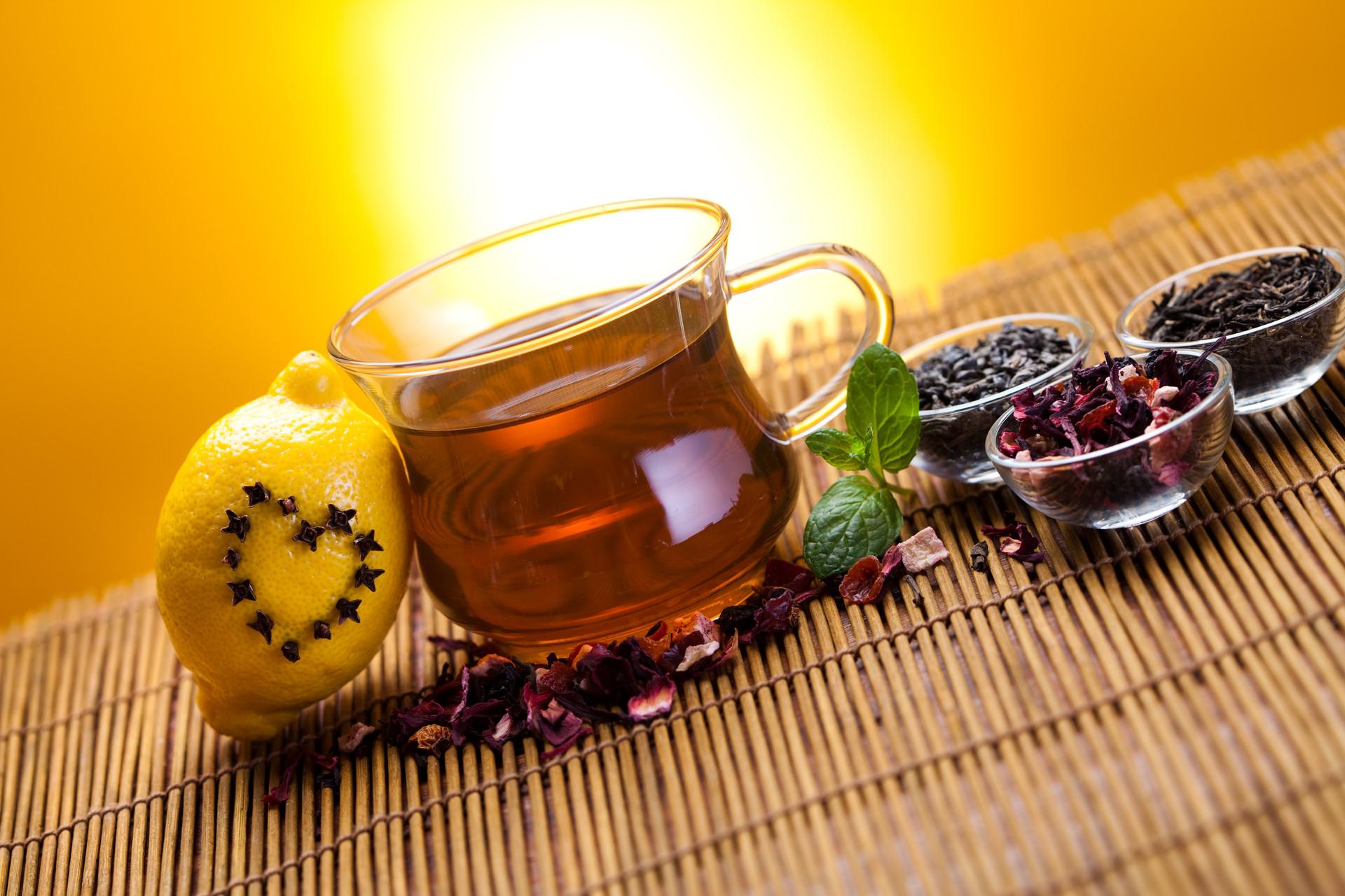 пирожные лимоны чай  № 3678315 без смс