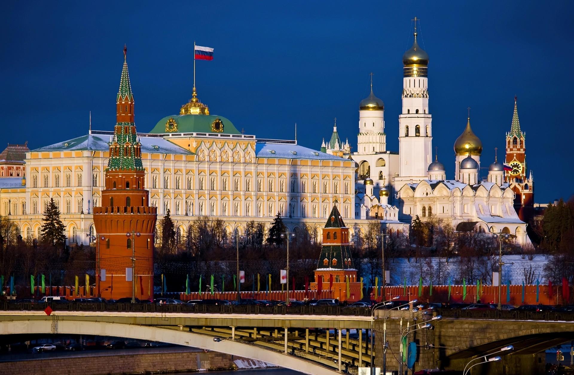 Обои kremlin, moscow, russia, россия, кремль. Города foto 16