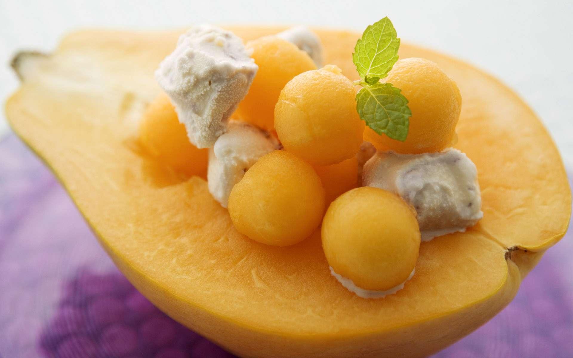 жёлтые фрукты фото