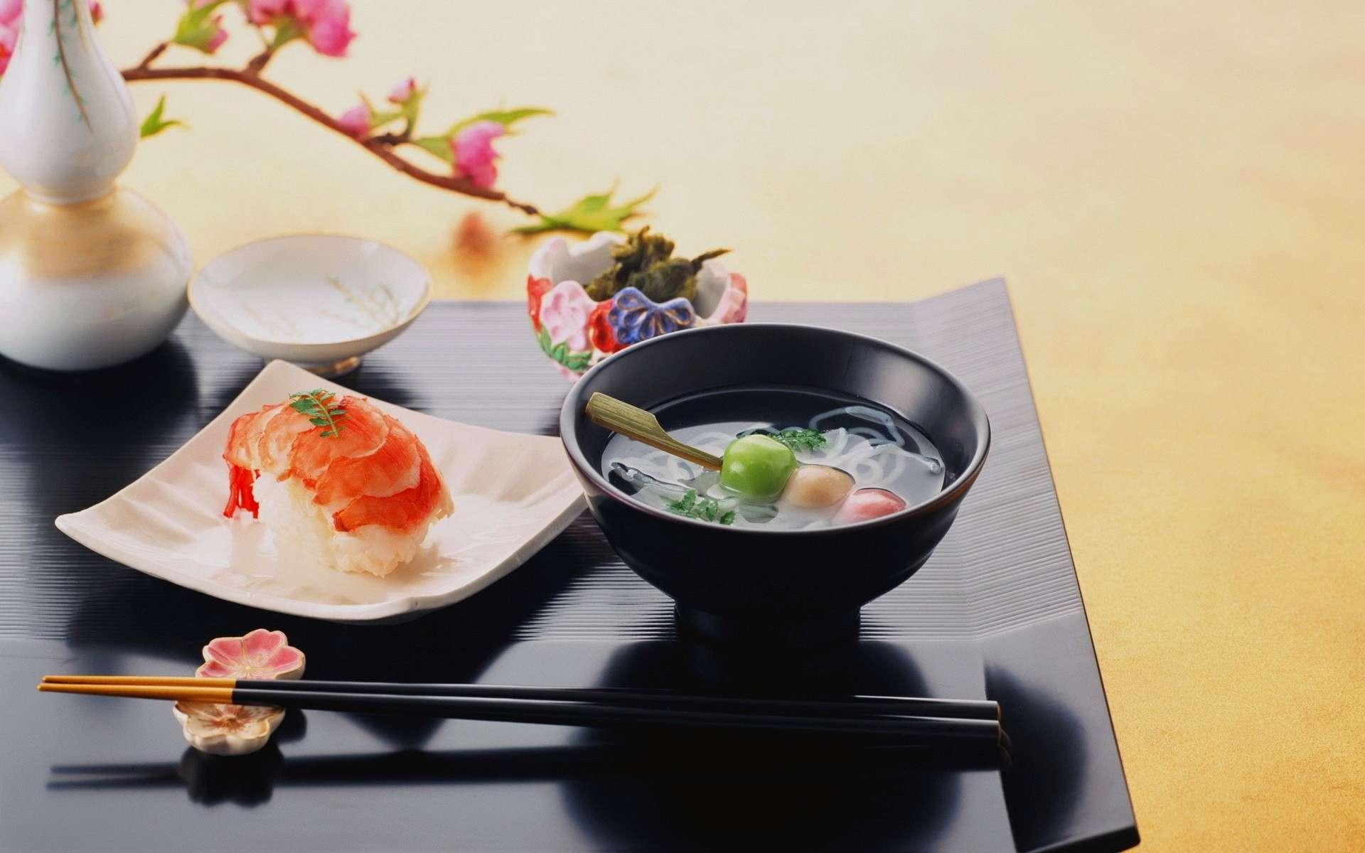 Японская кухняы роллов