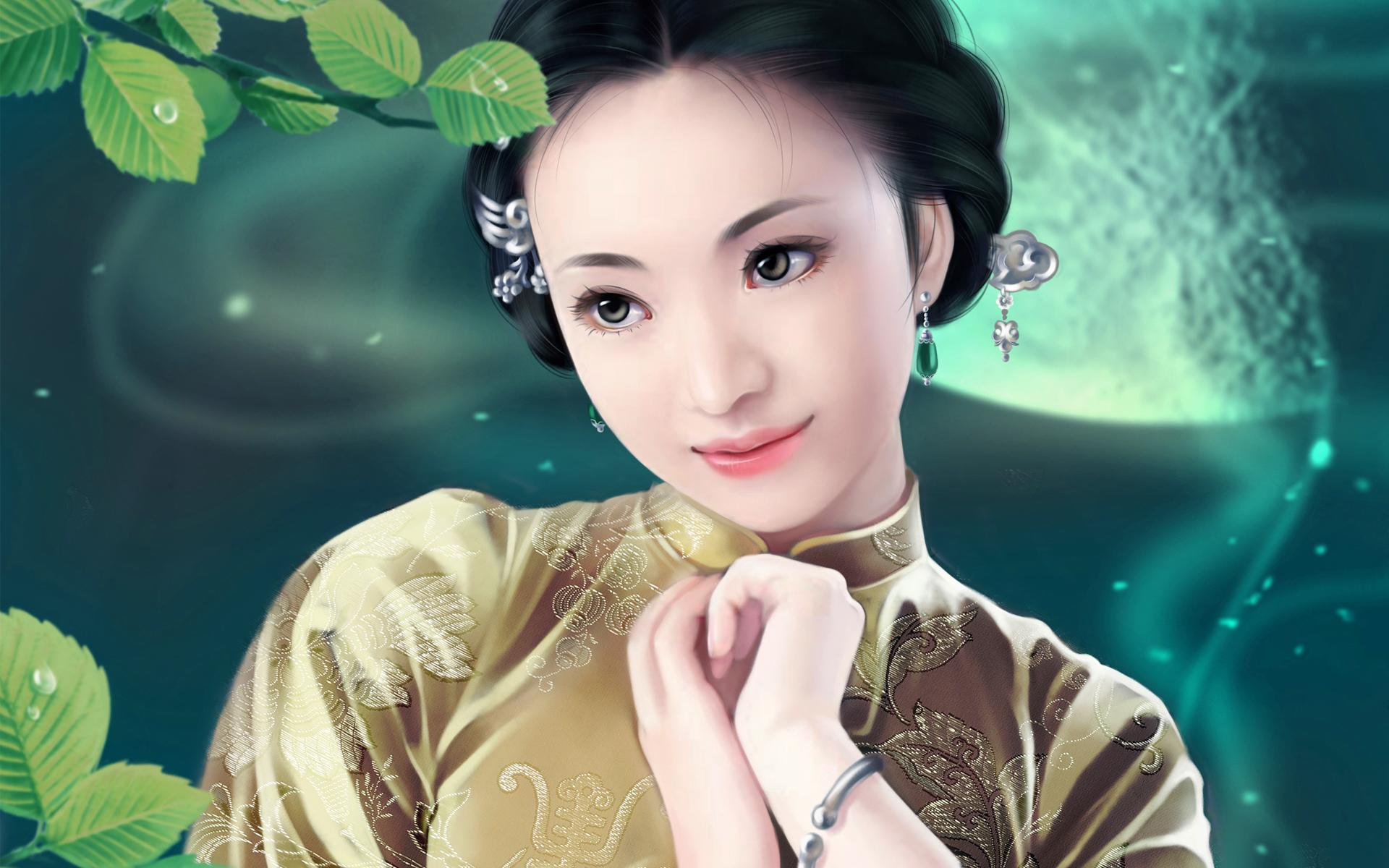 картинки китаянок в хорошем качестве этим чудом природы