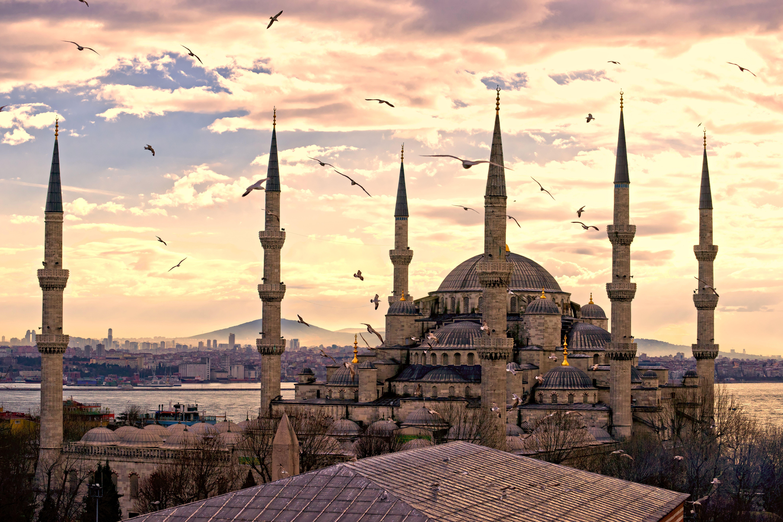 фотообои мечеть на телефон фотографии для