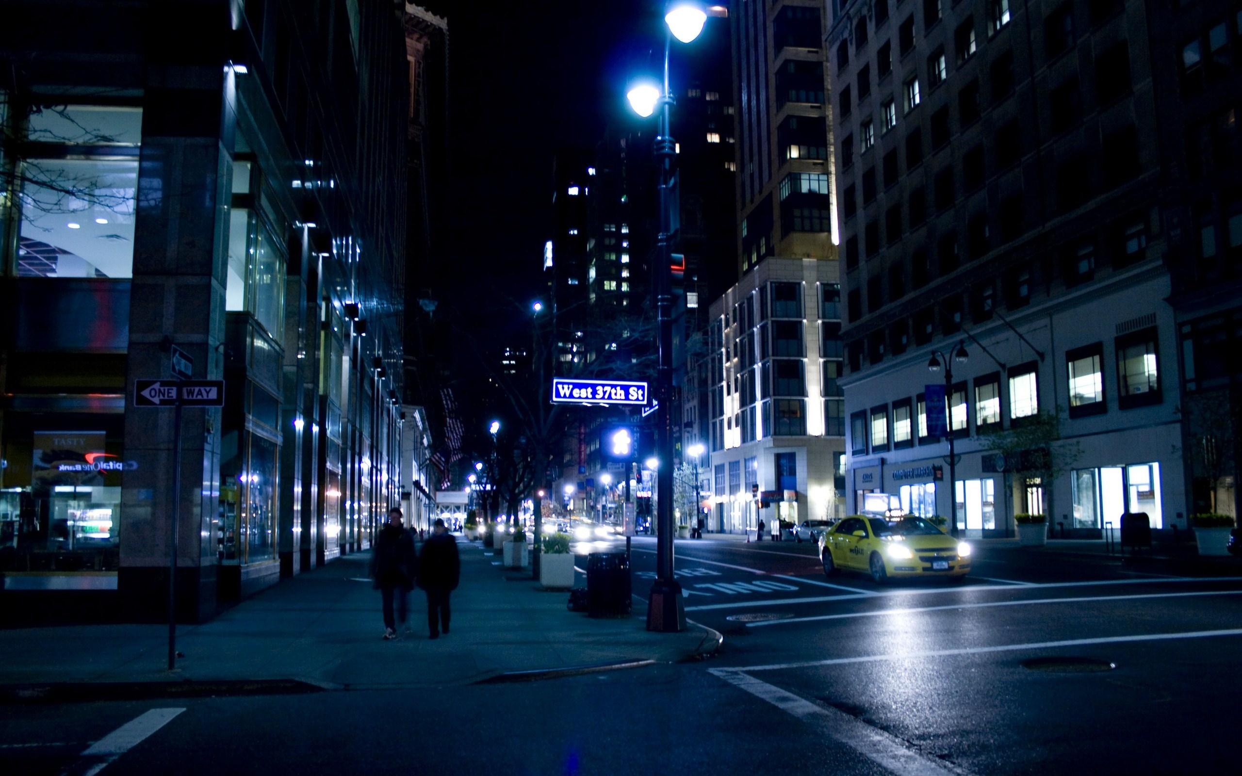улочка в Нью-Йорке  № 1431687 загрузить