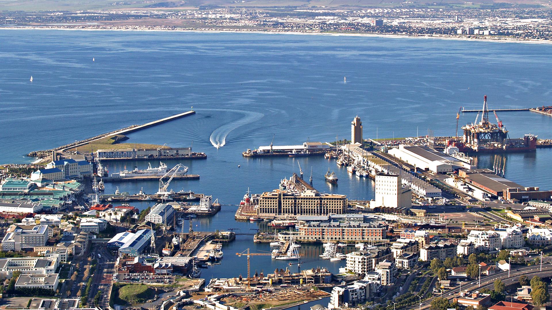 город порт у моря  № 2227165 загрузить