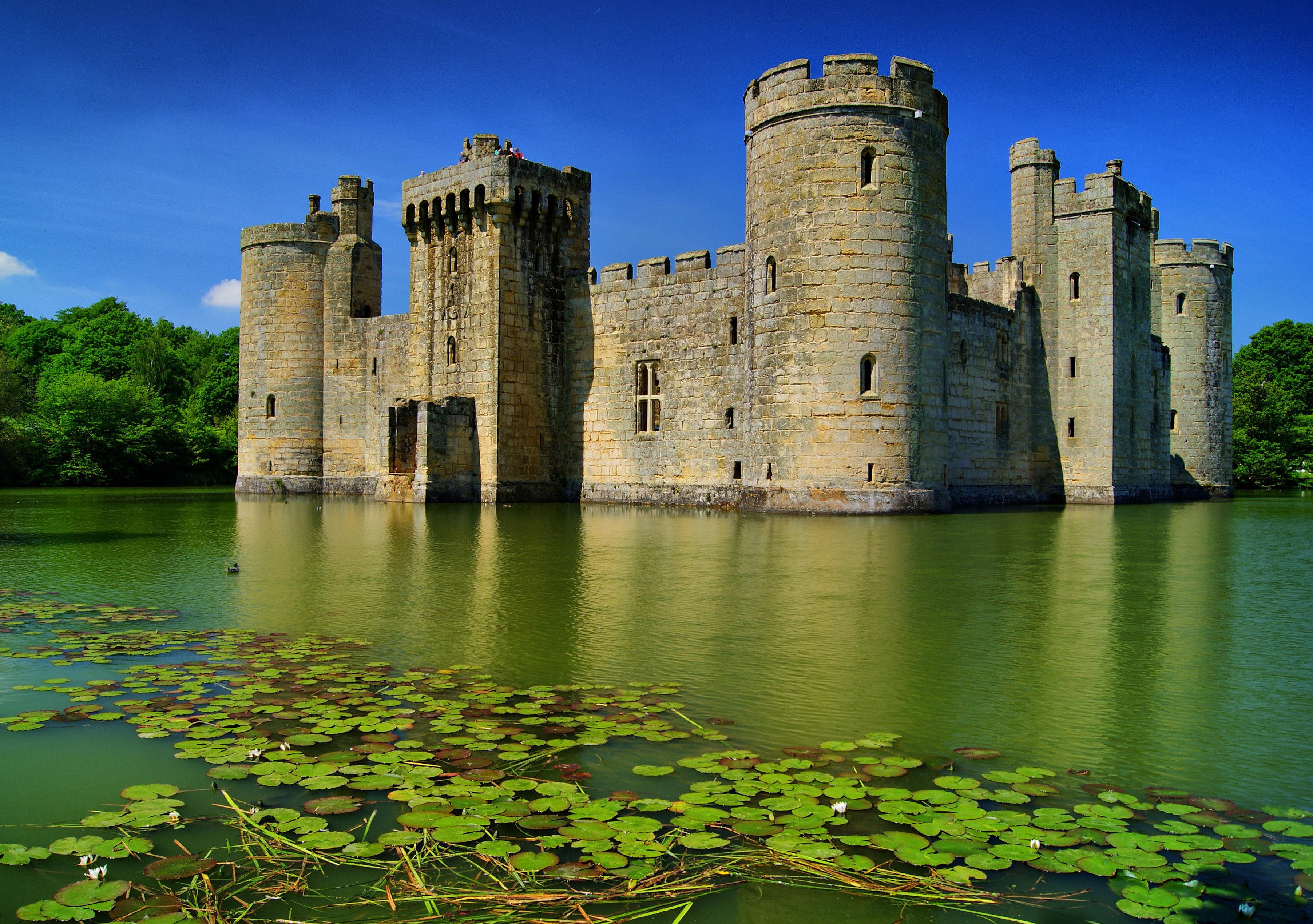замок на воде  № 158435 загрузить