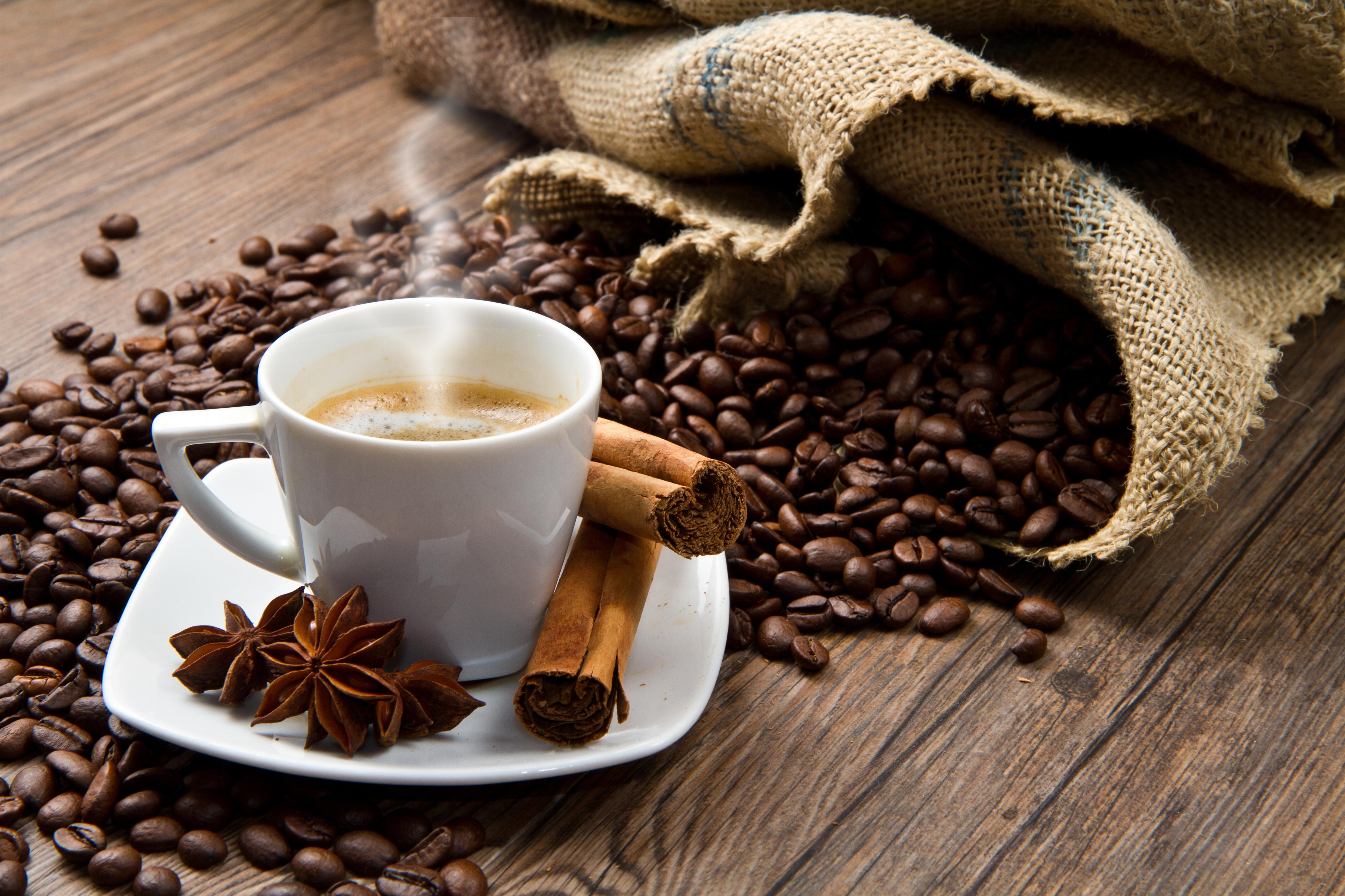 Фото красивые чашка кофе