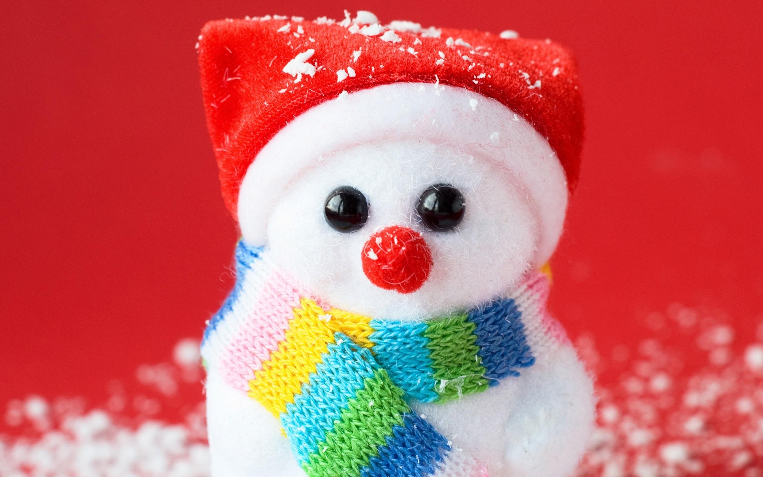 Снеговик зима шарф загрузить