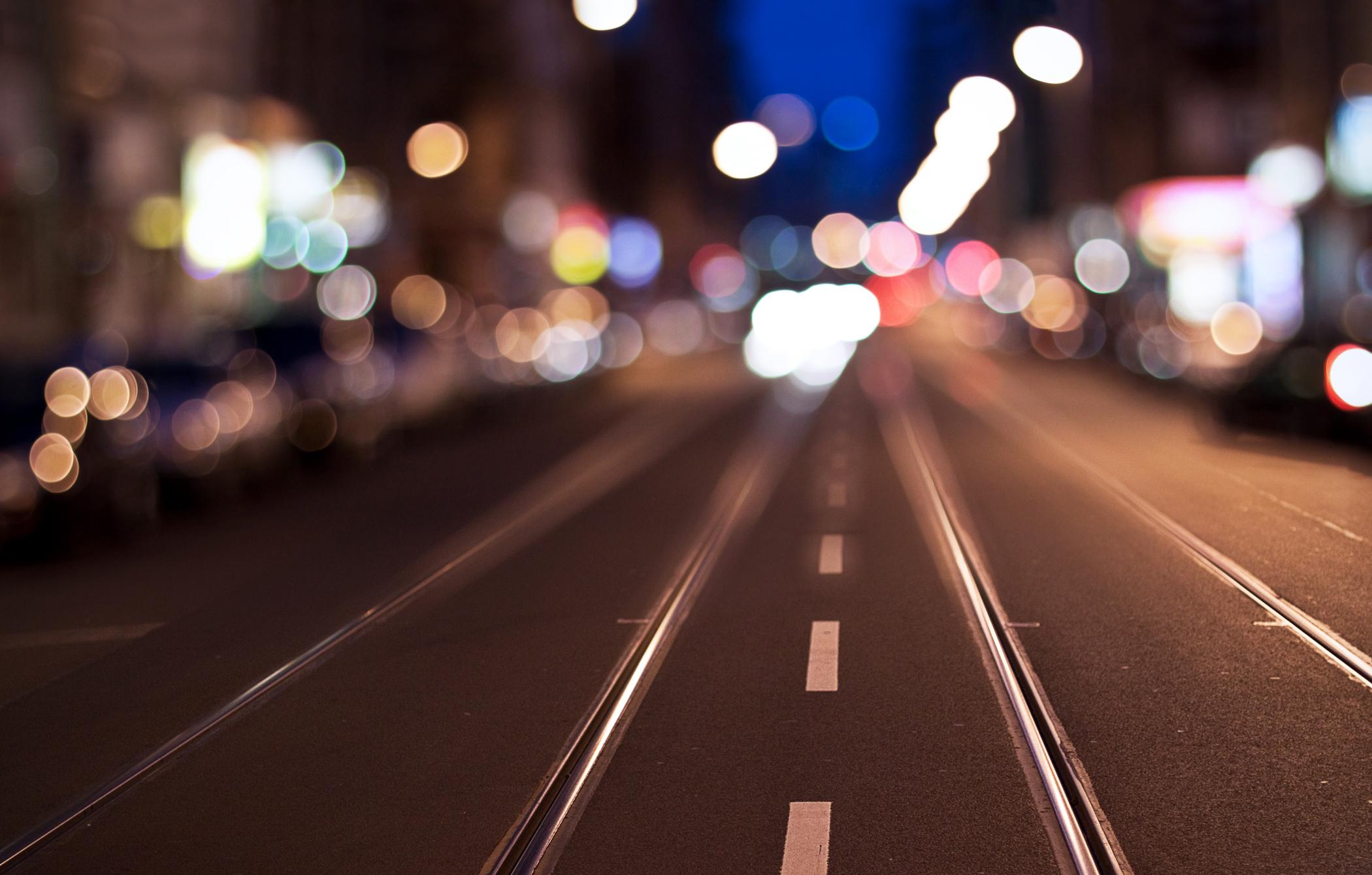 блики ночного города без смс