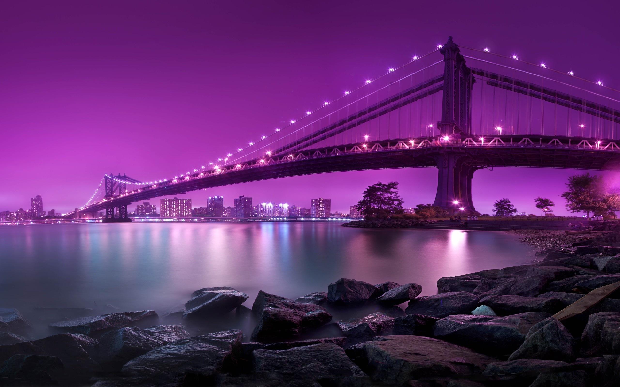 Город река мост  № 3888376 бесплатно