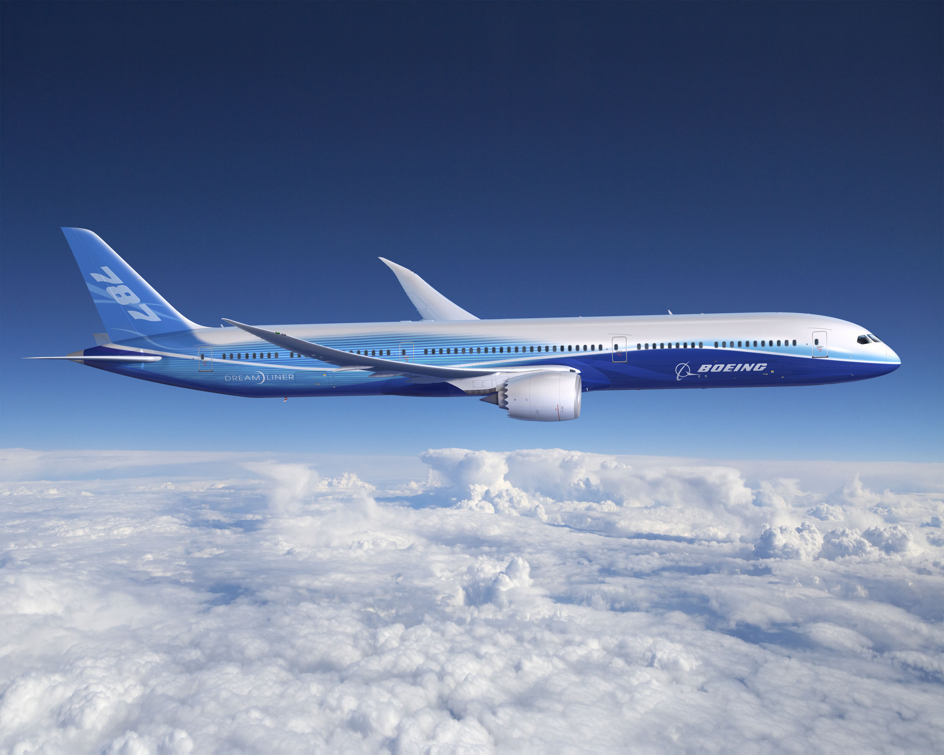 Boeing 787 без смс