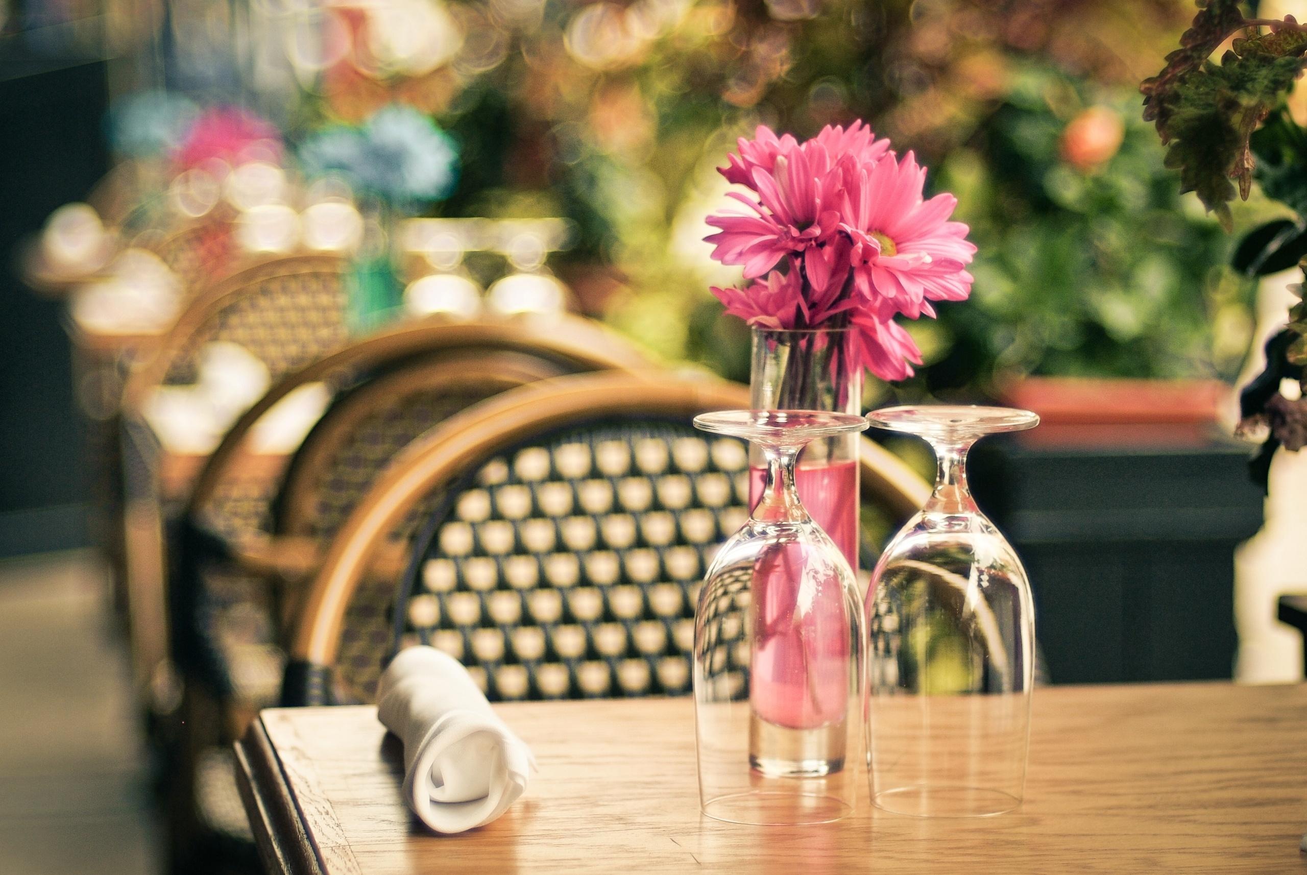 ресторан столики  № 3535580 загрузить