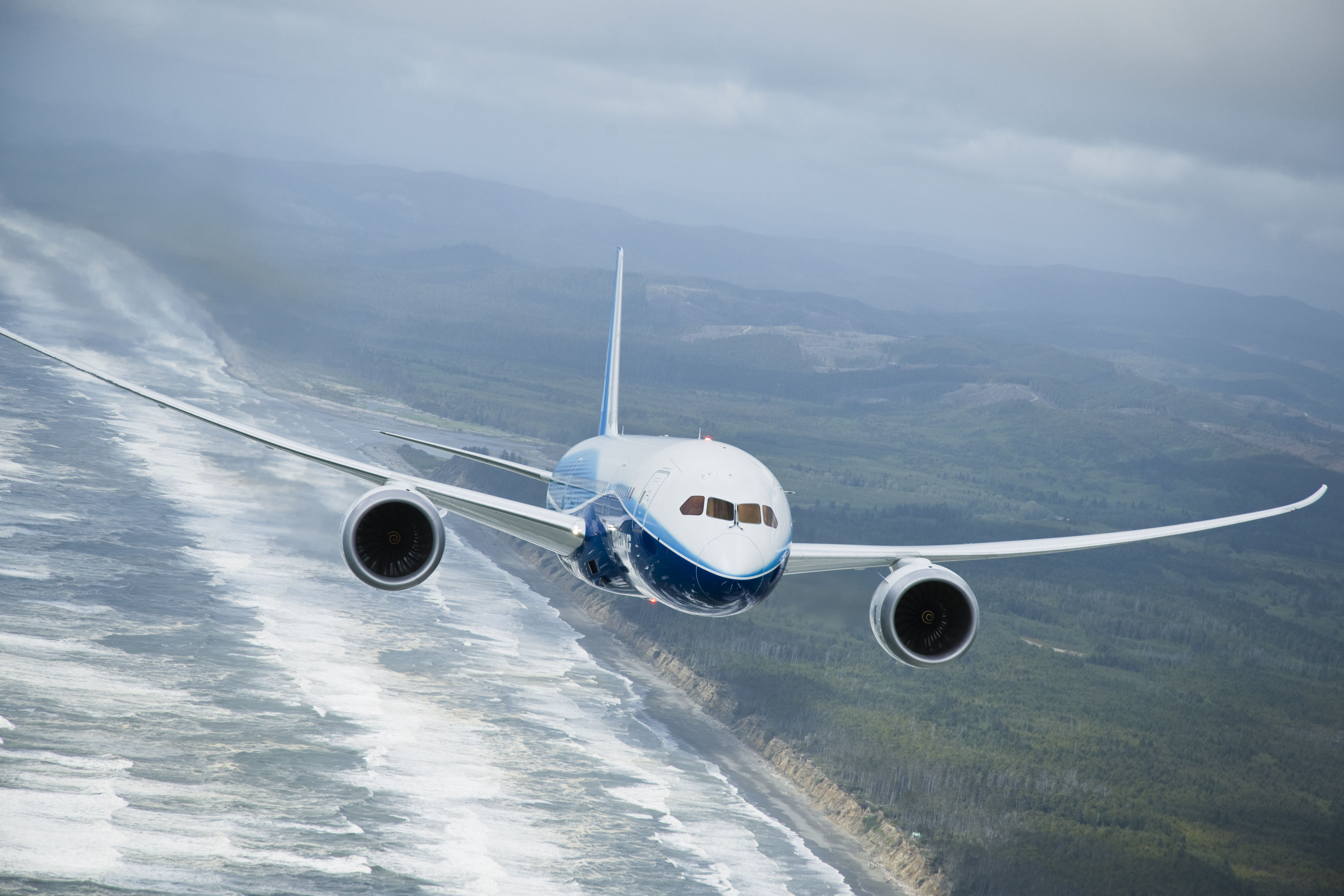 Boeing 787 бесплатно