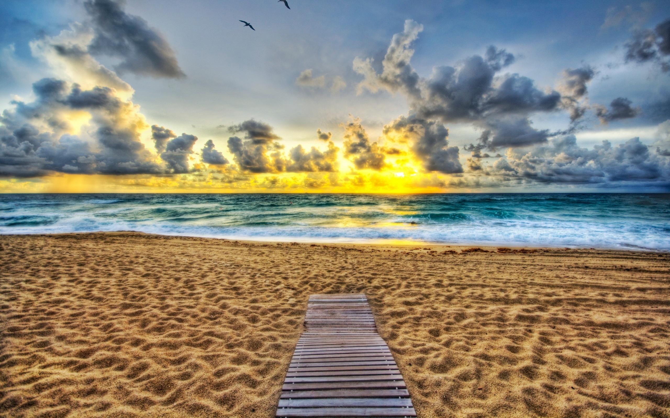 природа небо море песок берег загрузить