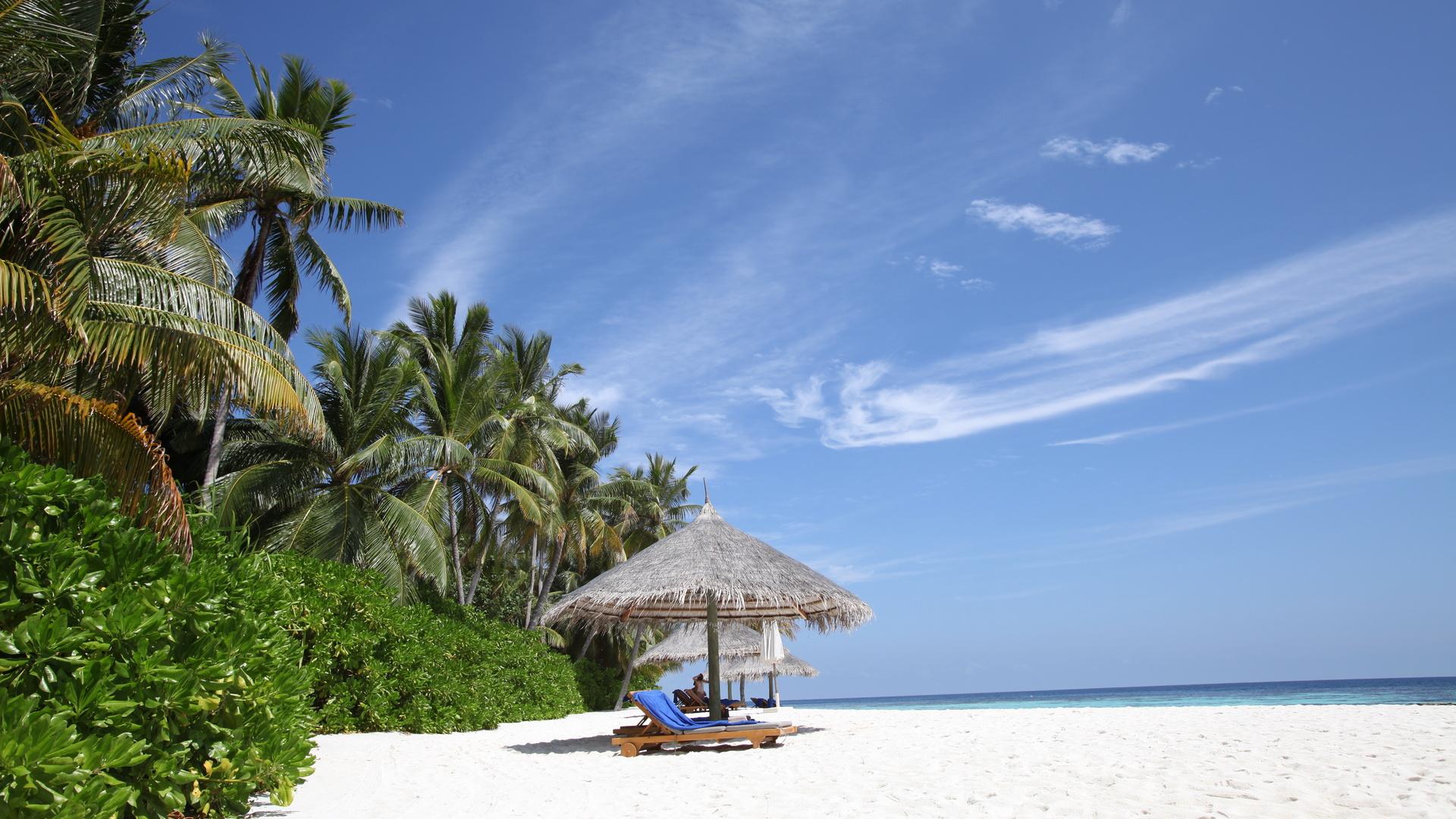 Фото высокого качества пляжей