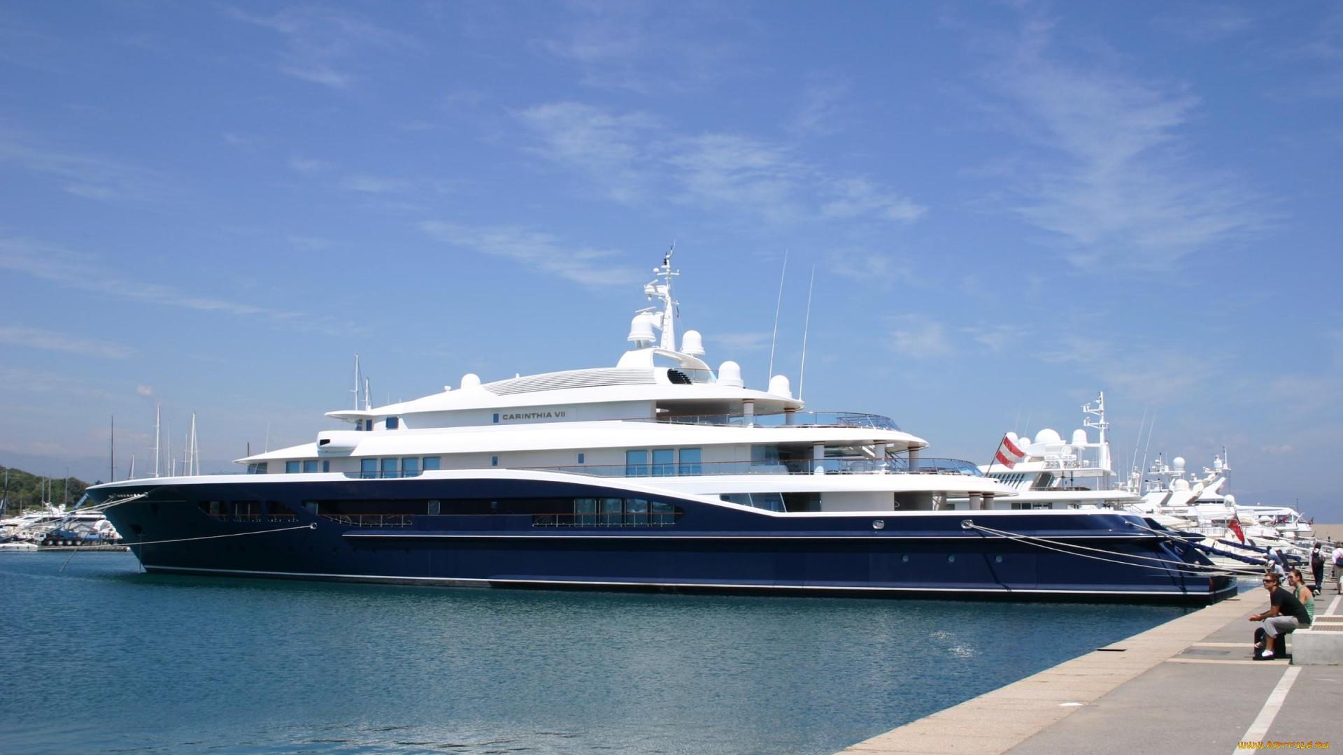 Постройка яхты без регистрации