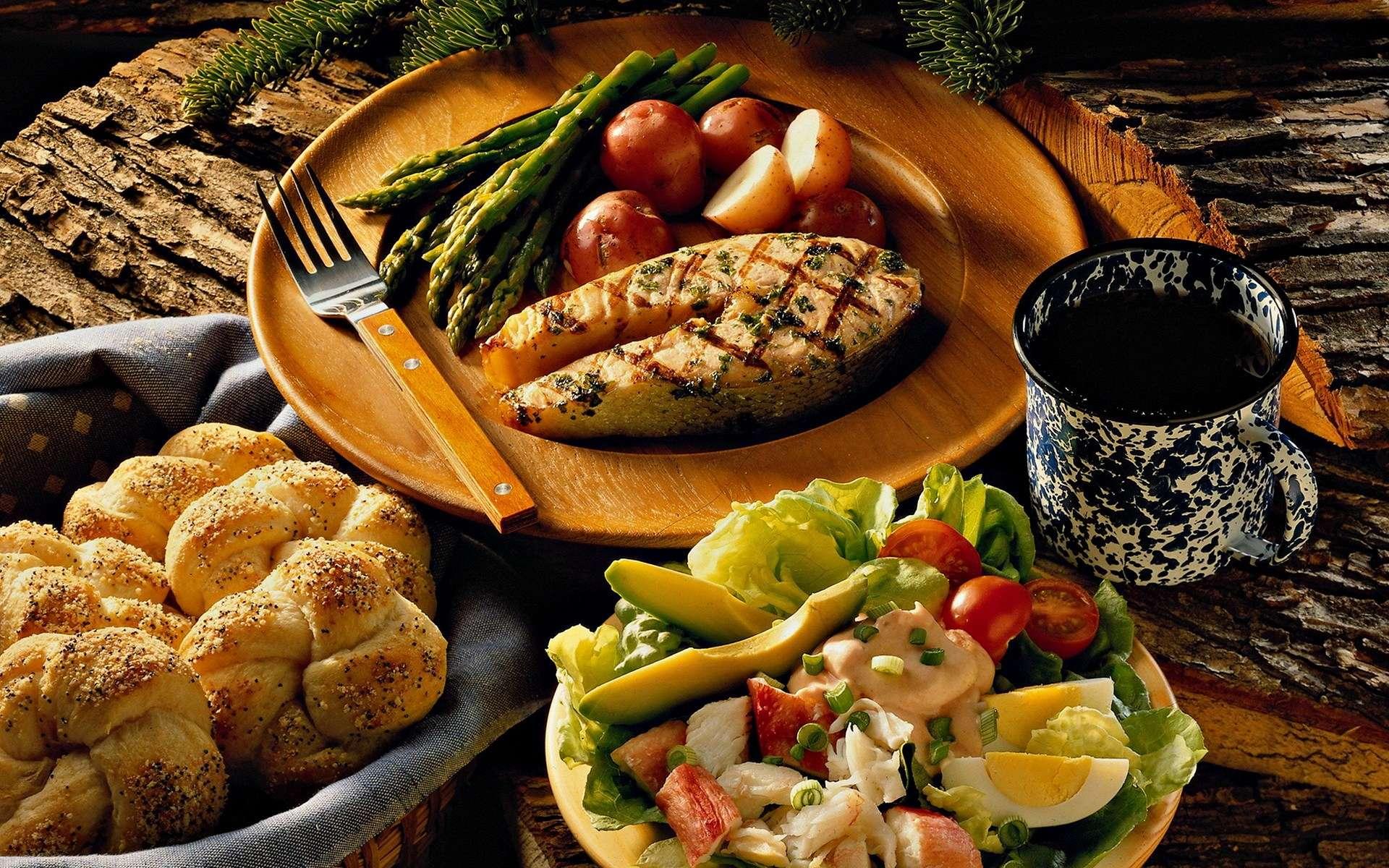Обед картинки красивые