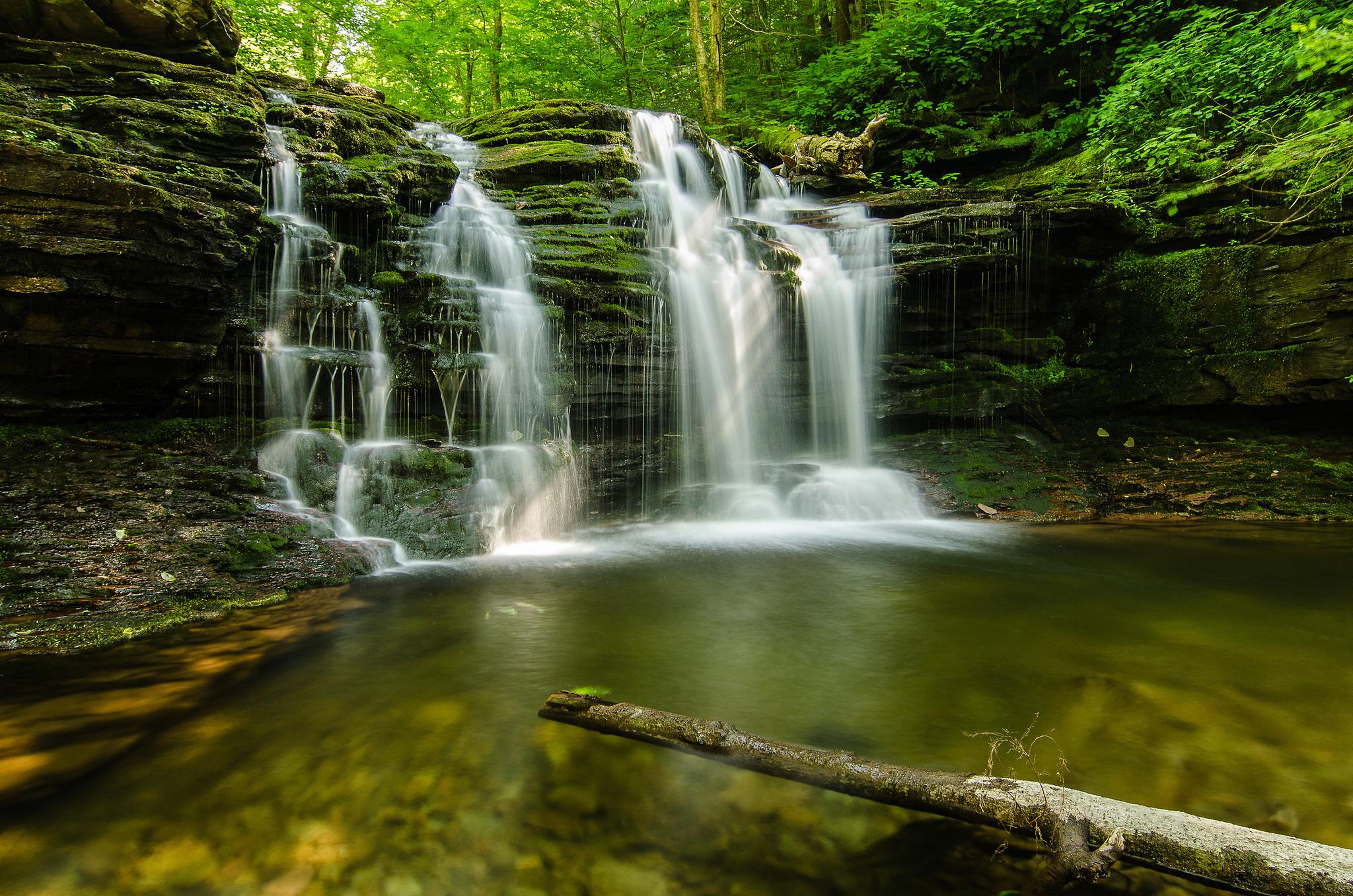 природа озеро водопад  № 768691  скачать