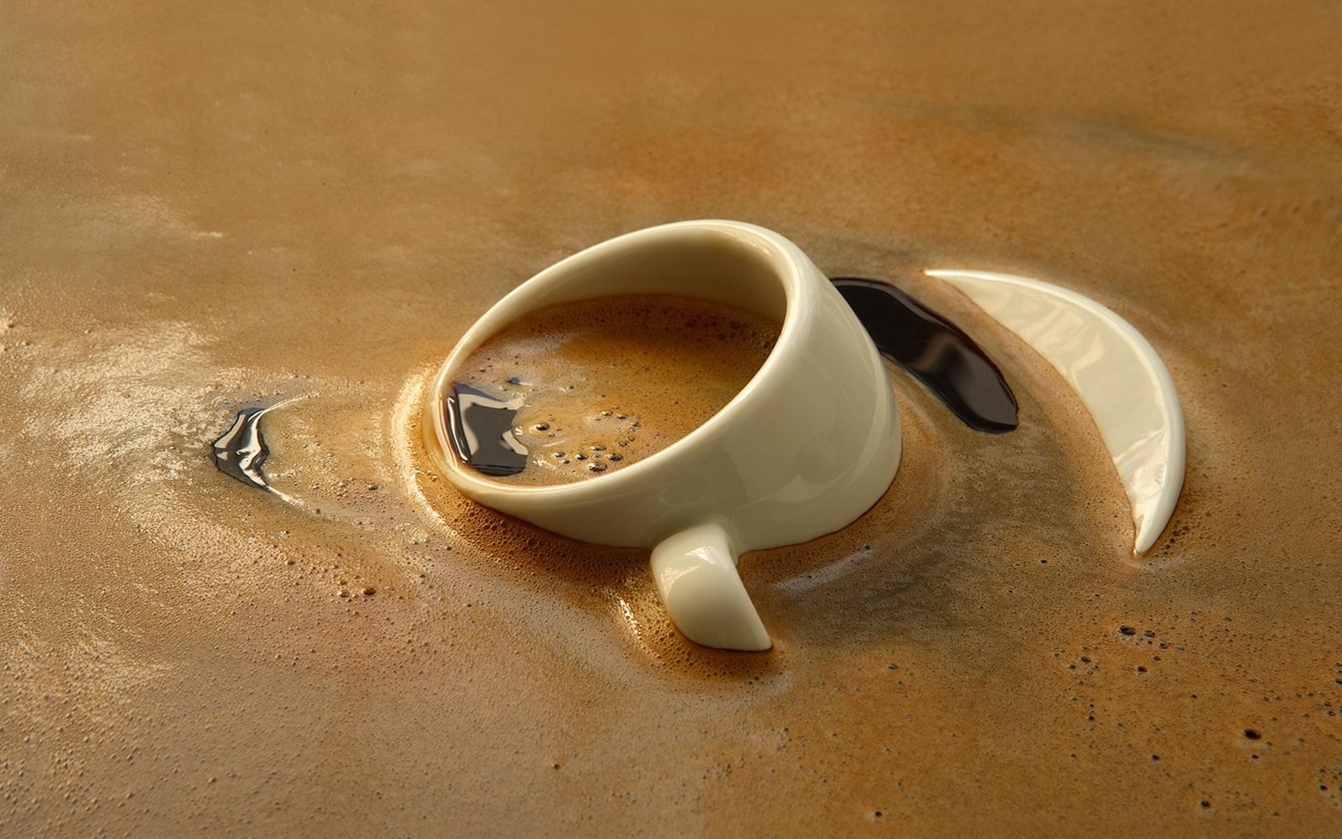 Сделать открытки, смешная чашка кофе фото