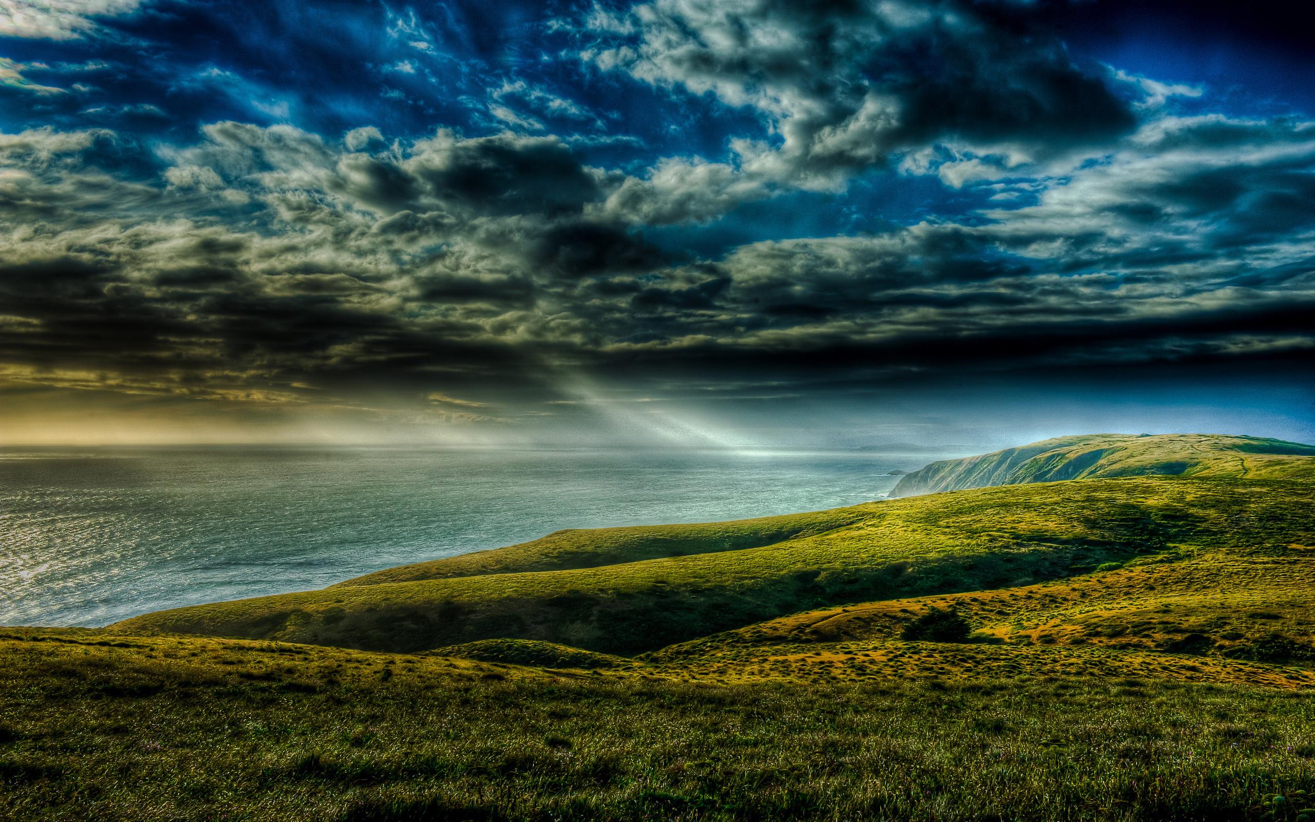 природа море горизонт облака берег nature sea horizon clouds shore без смс
