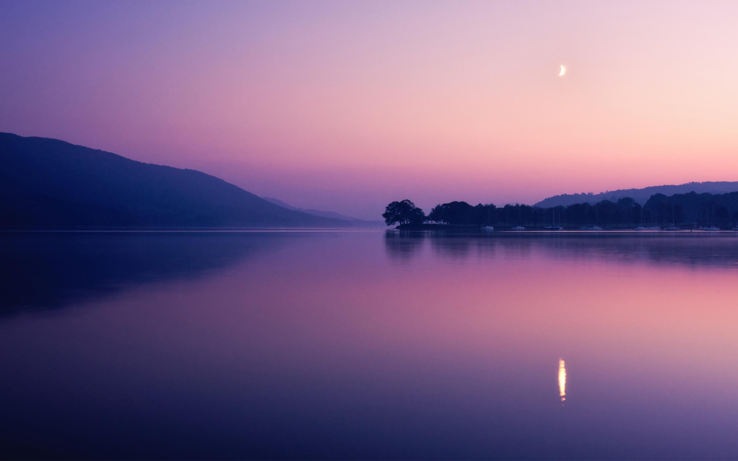 озеро сумерки the lake twilight загрузить