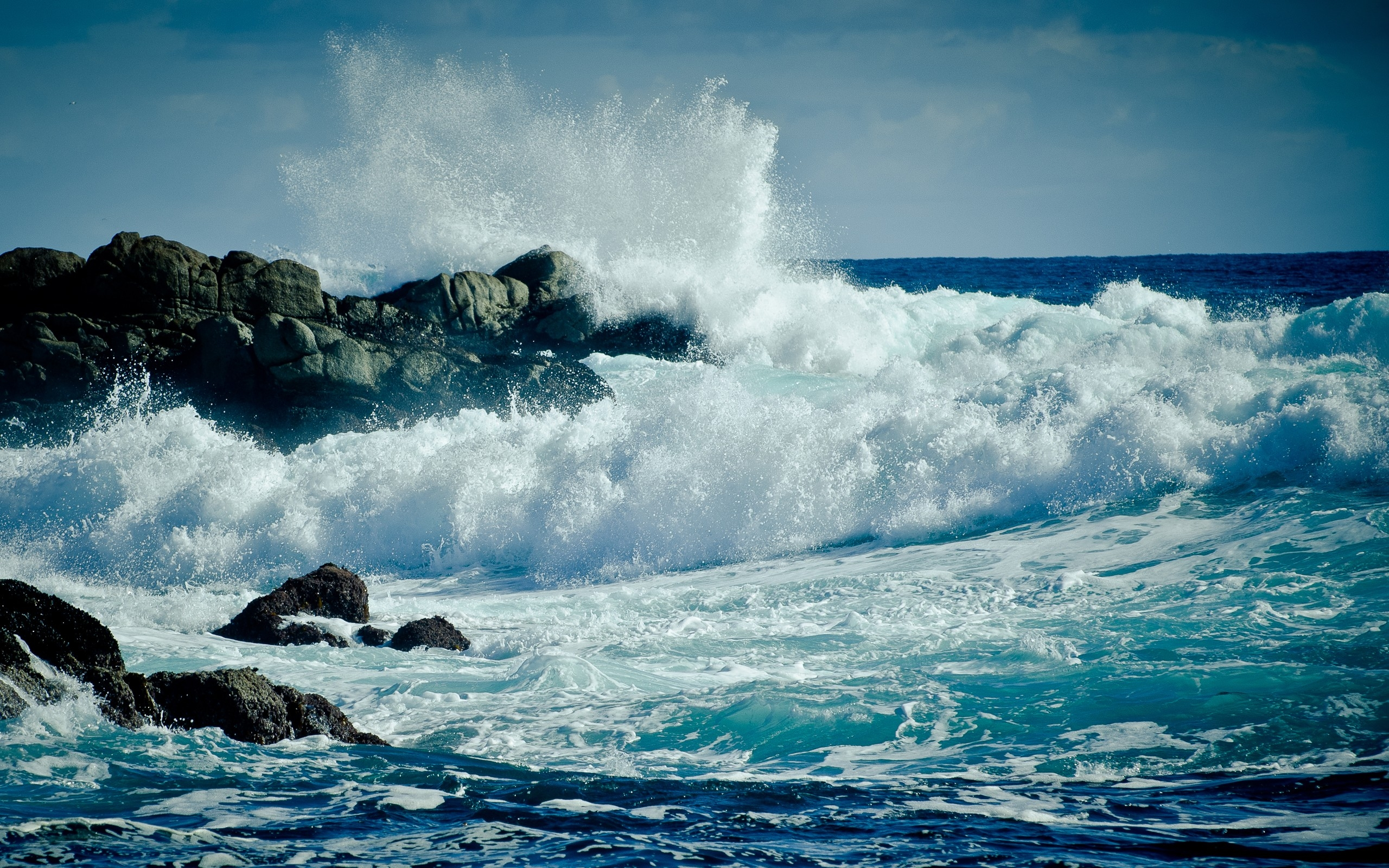 Скачать Обои Океан Бесплатно