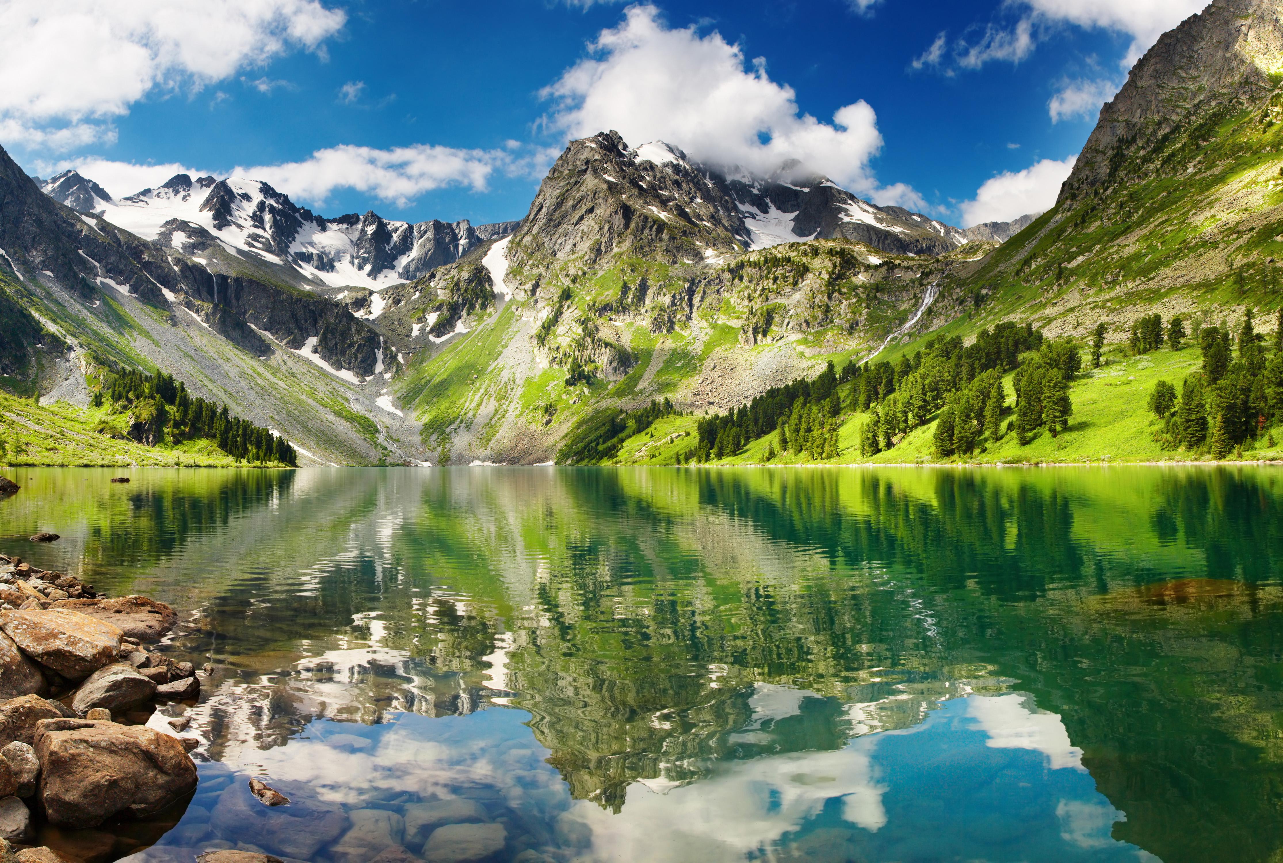Природа в картинках с высоким разрешением