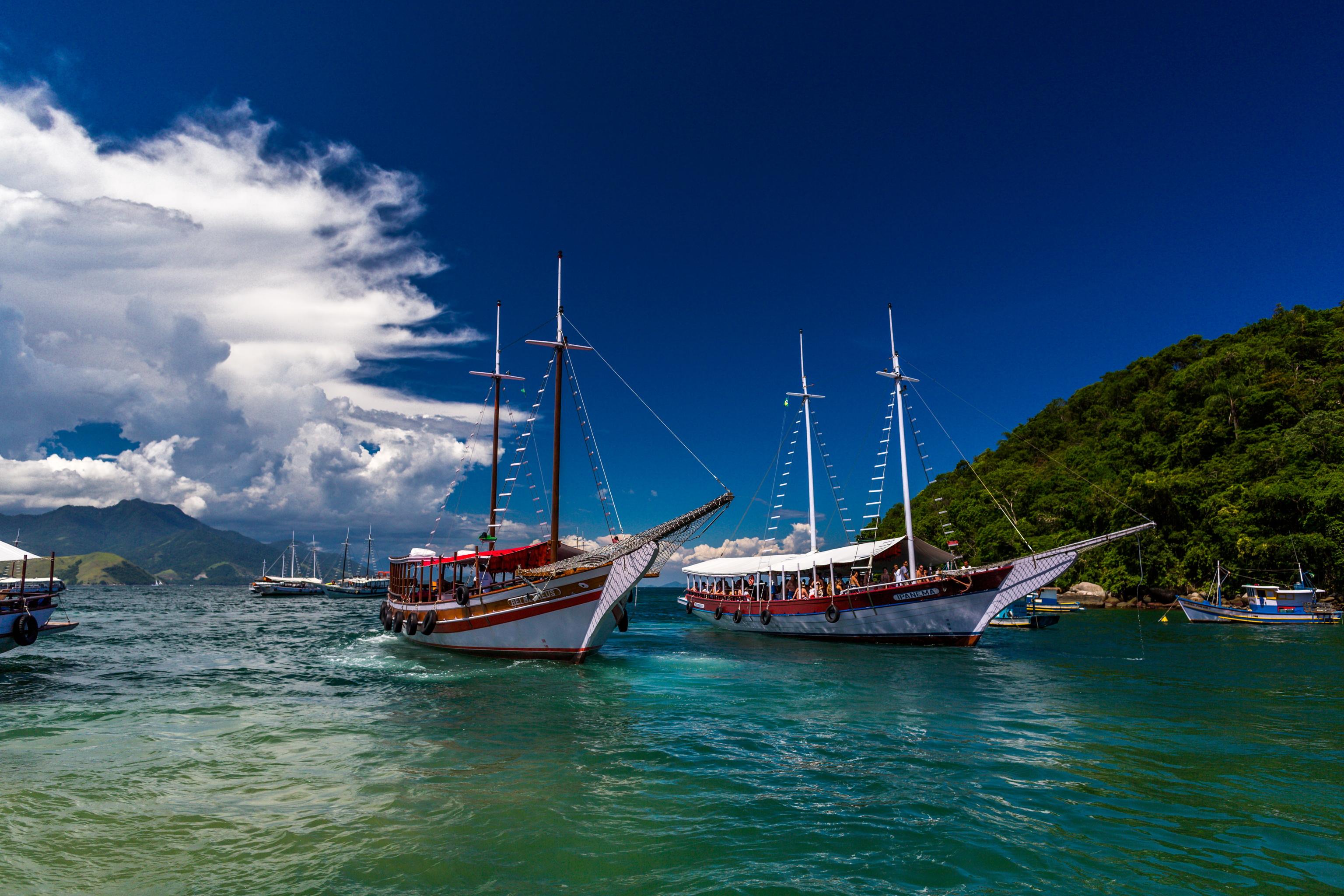 яхта парус море остров  № 3944500 без смс
