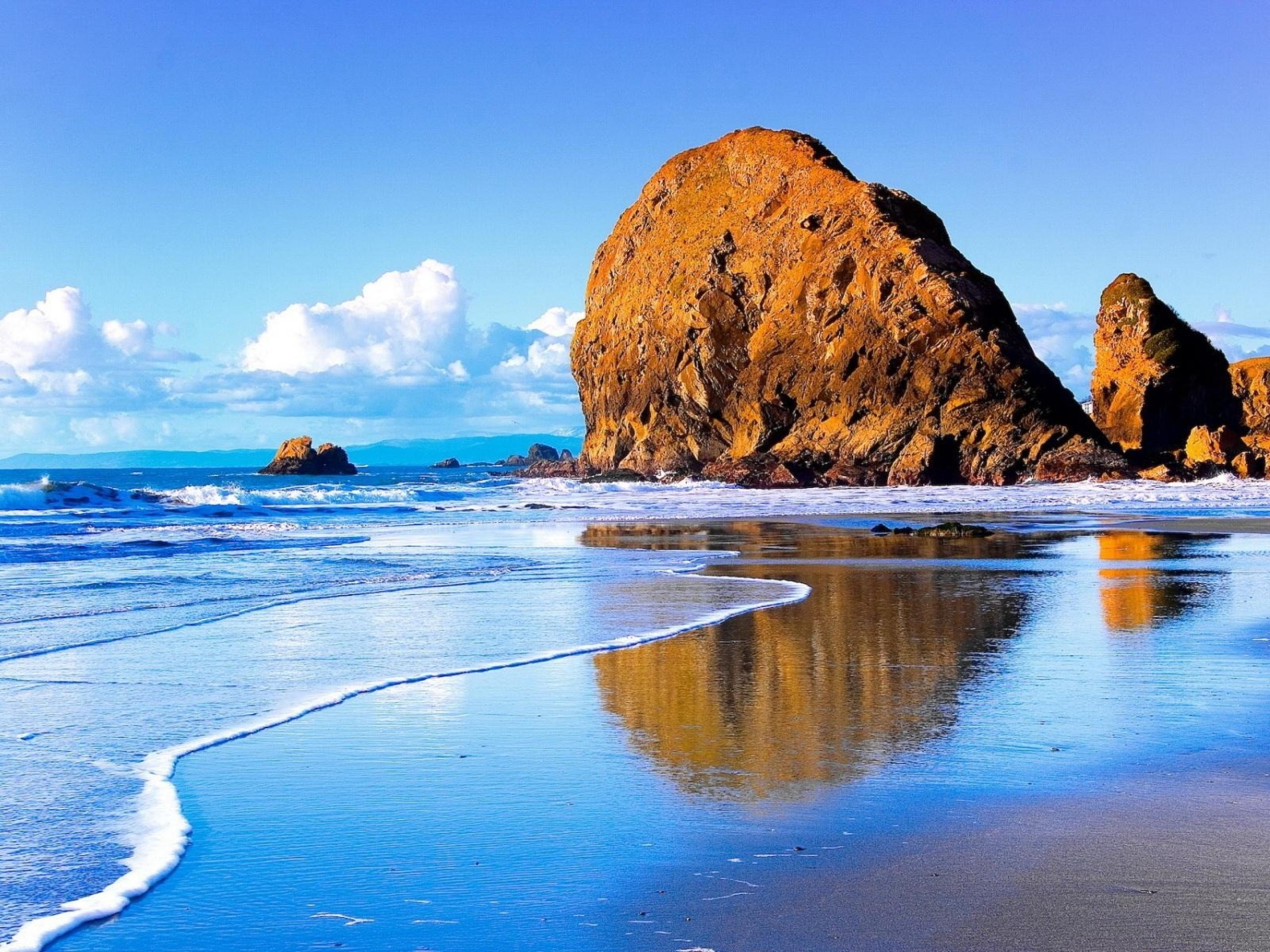 Скалы море природа  № 3800453 без смс