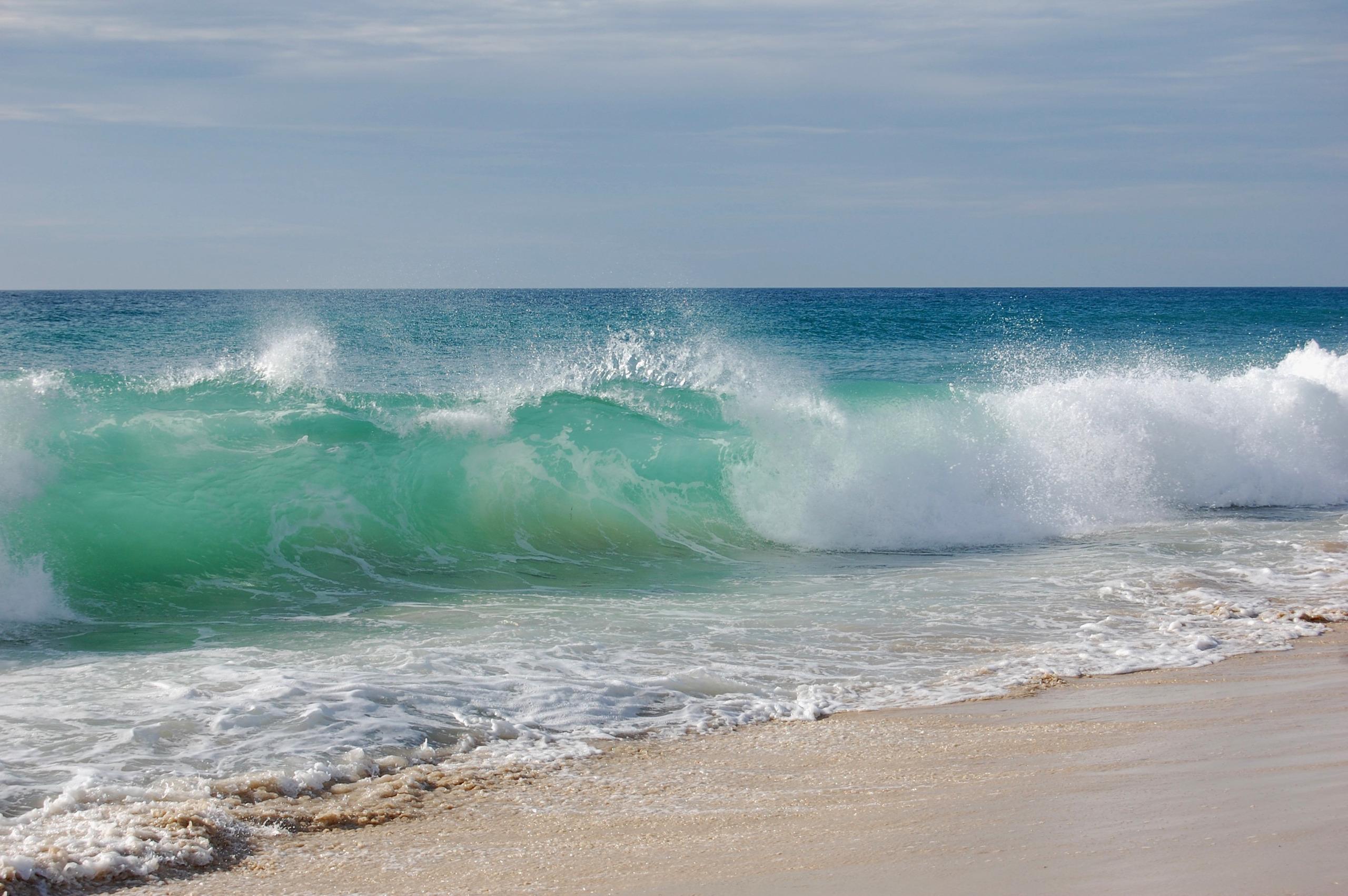 берег волны море  № 251002 загрузить