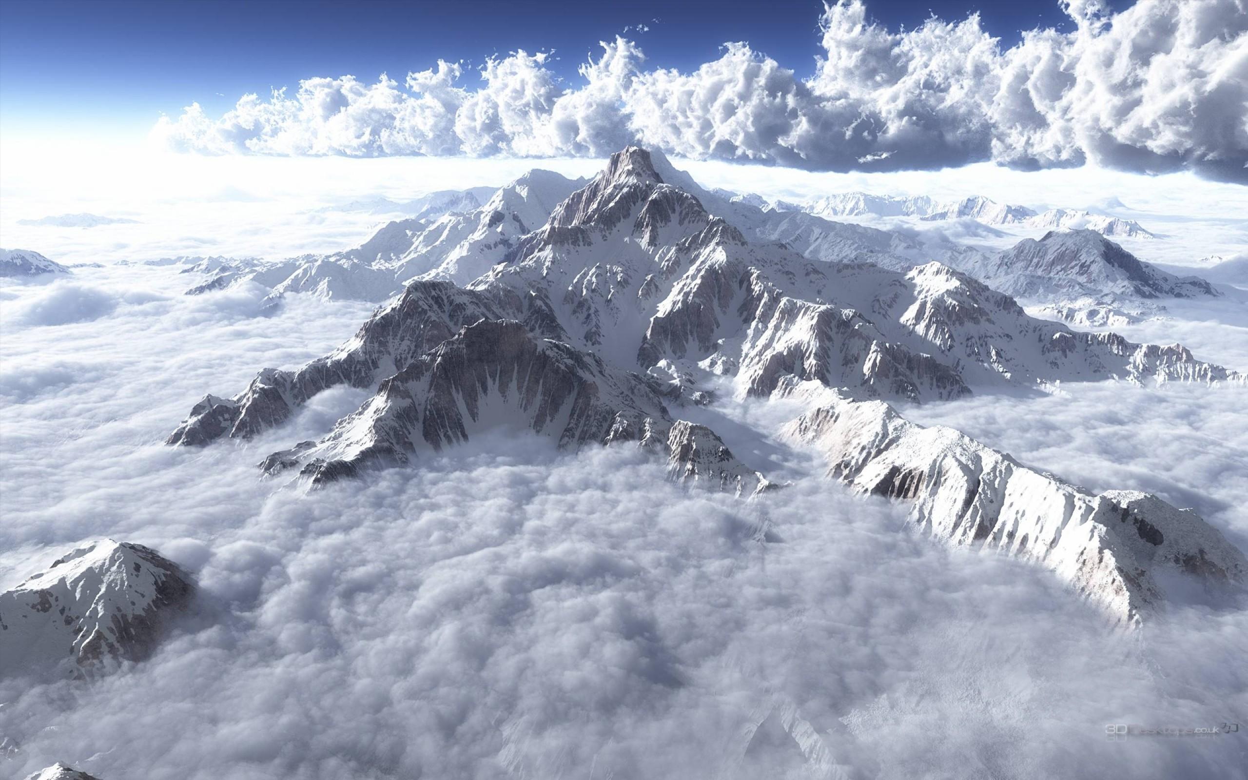 гора облака без смс