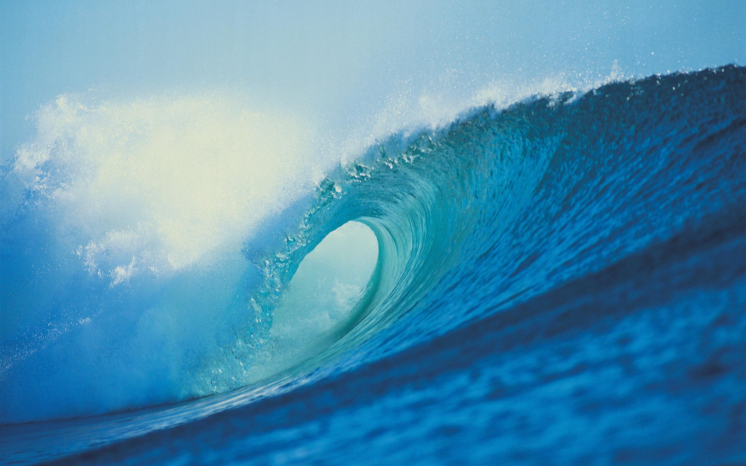 природа волна море вода nature wave sea water  № 739303  скачать