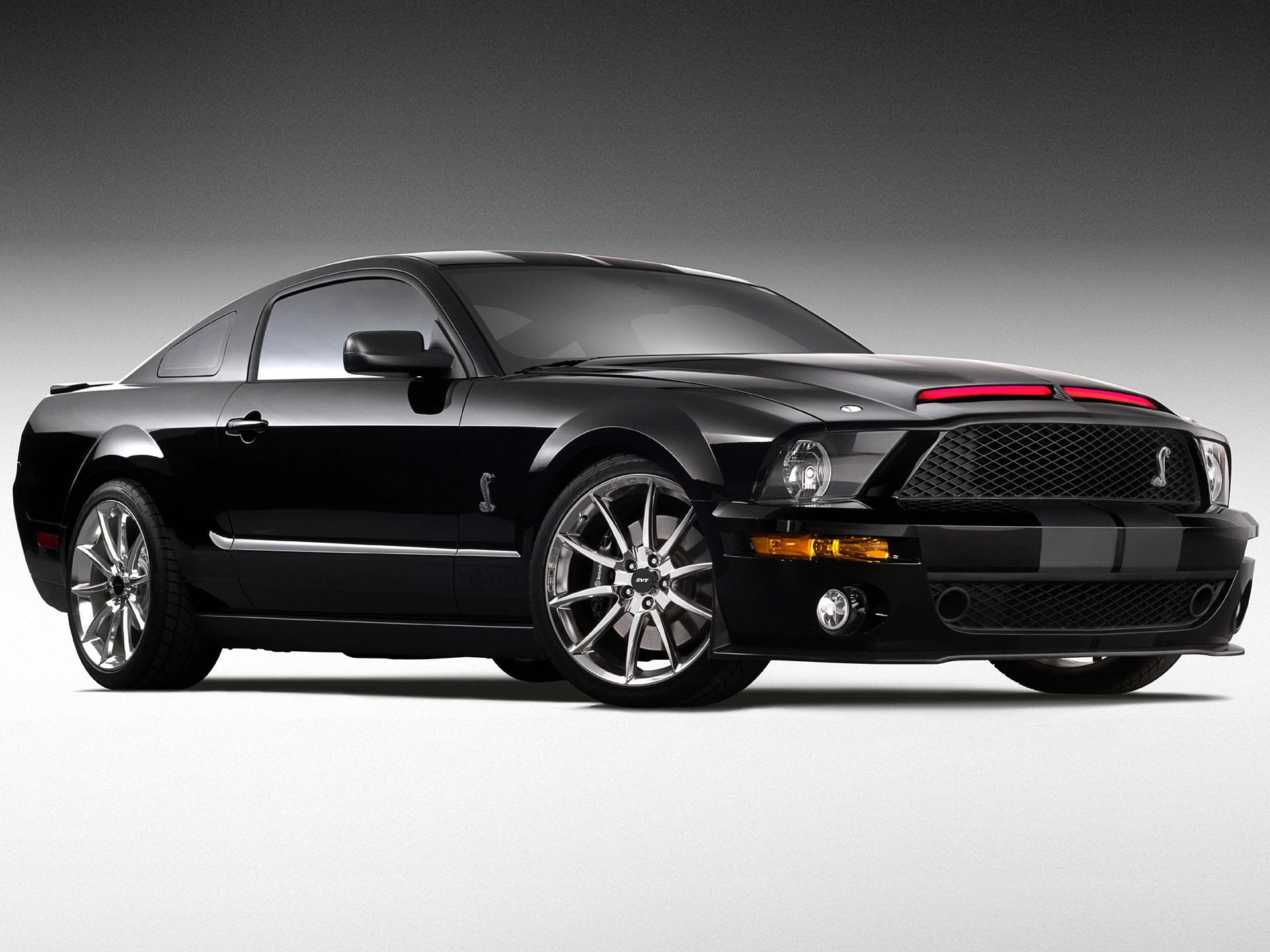 спортивный автомобиль Mustang Shelby GT500  № 2422126 загрузить
