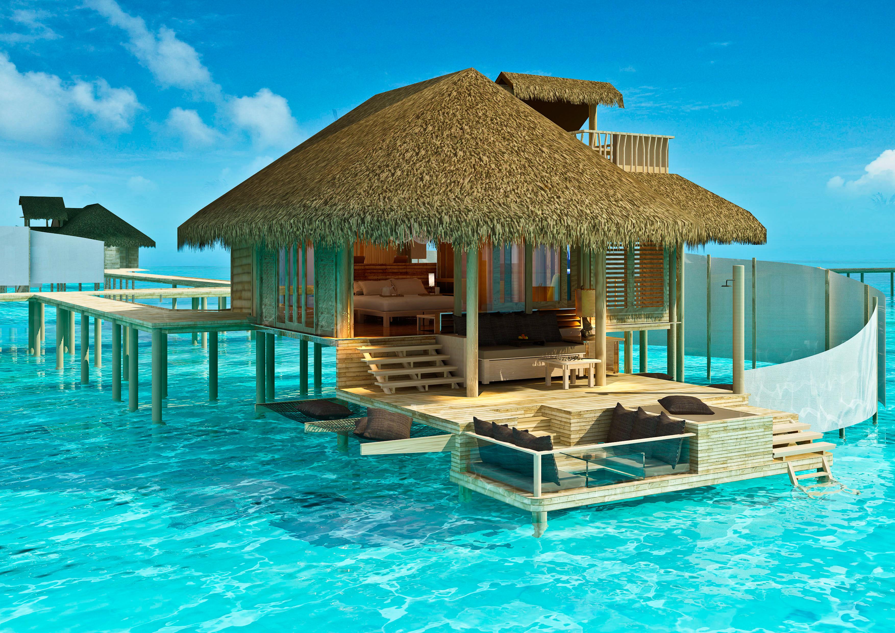 теремок напомнит самые красивые фото с океаном пляжем бунгало парк, купол это