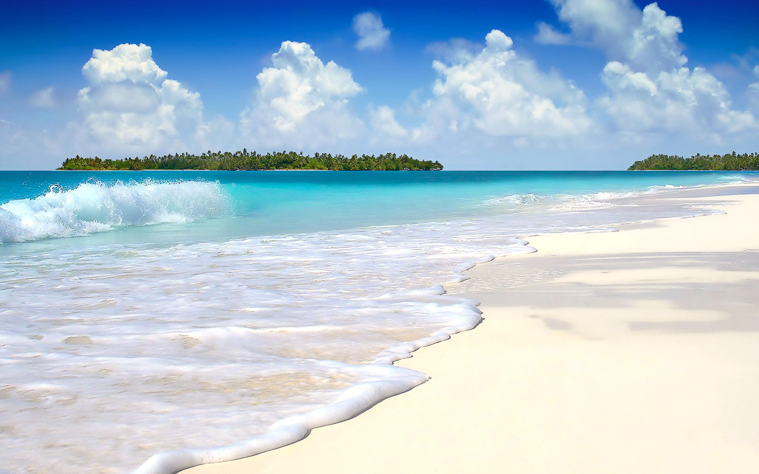 3d пляж обои на рабочий стол № 562201 бесплатно